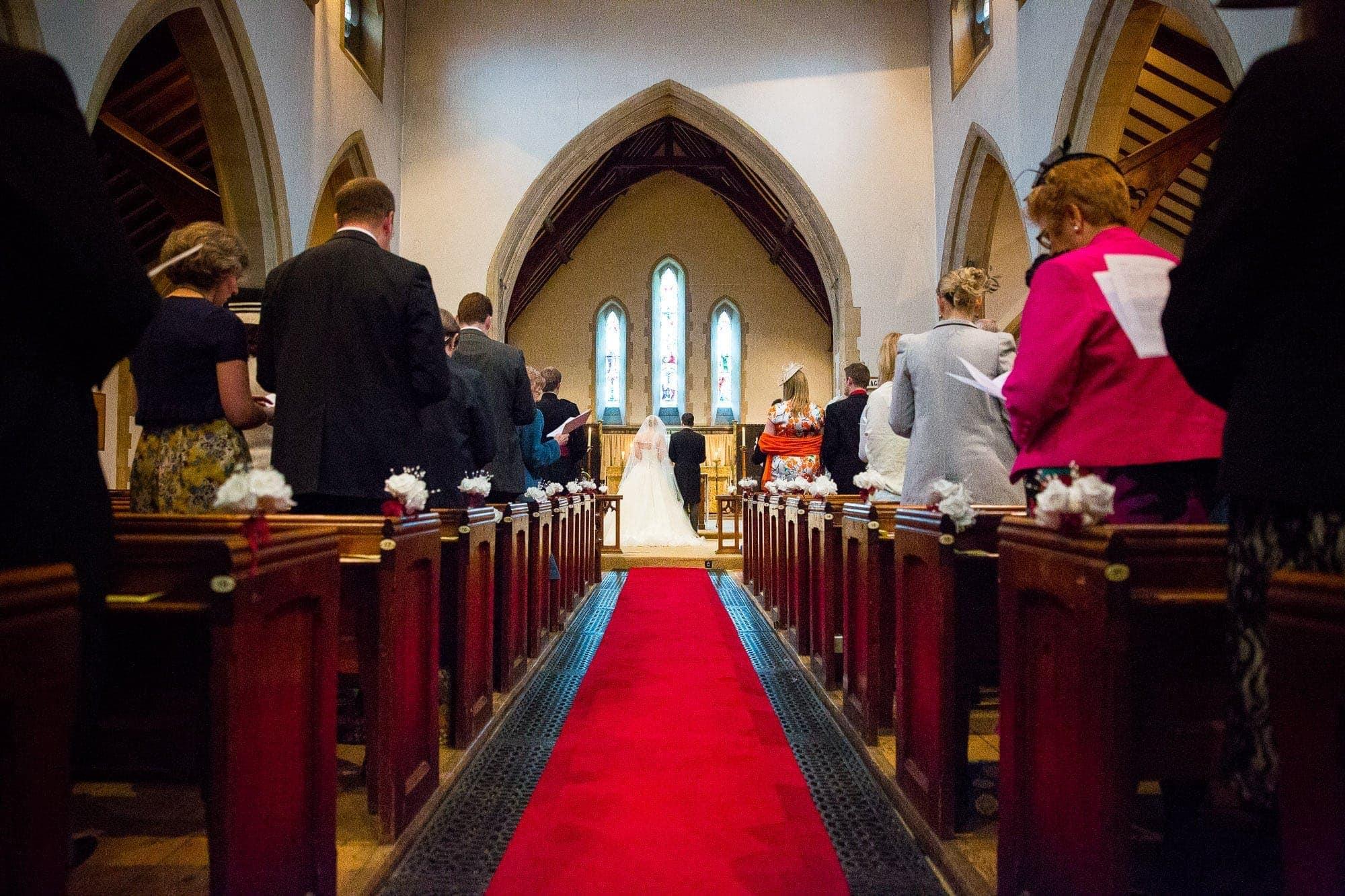 Farnham Castle Wedding 013 9069