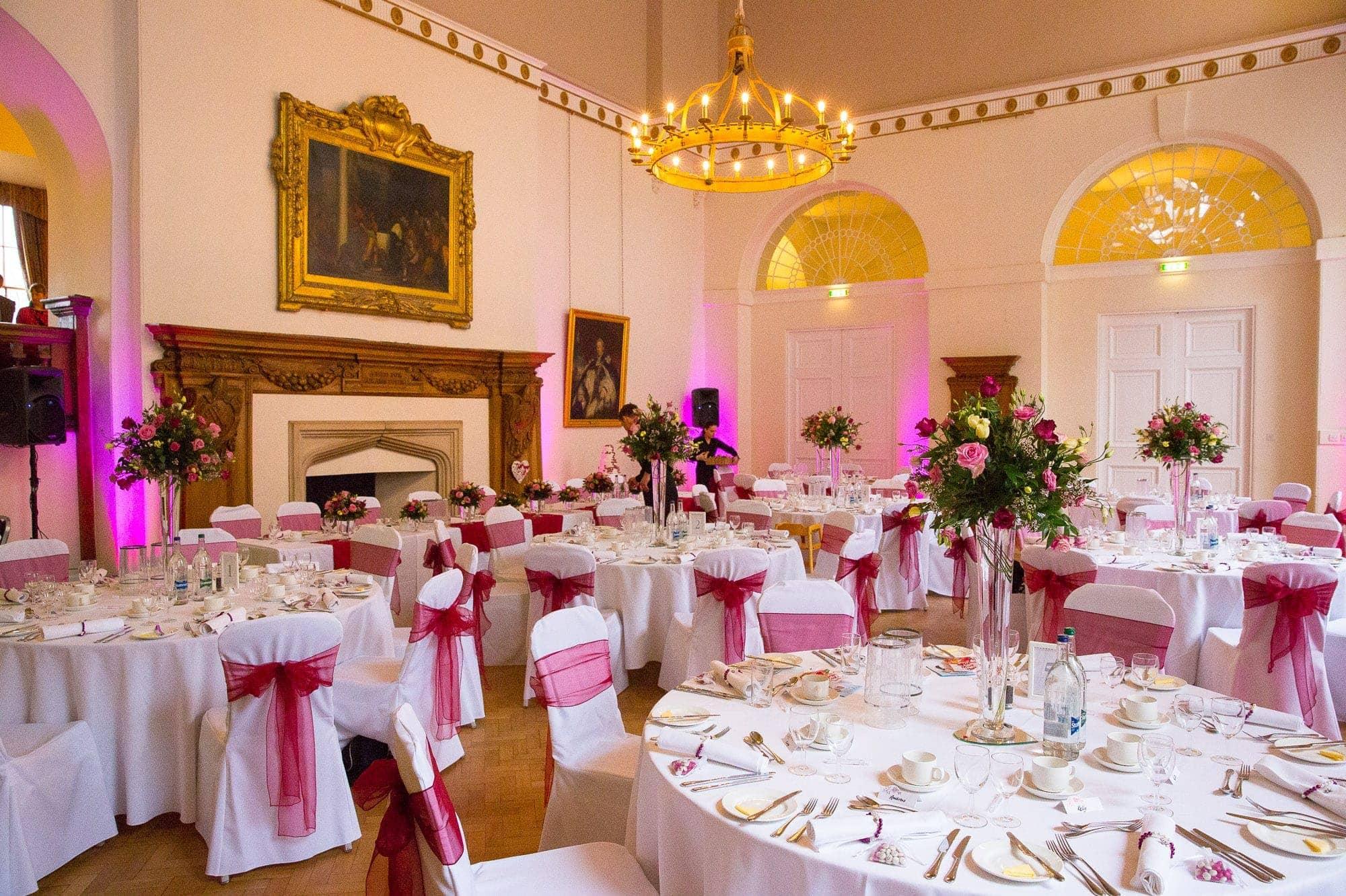 Farnham Castle Wedding 028 9603
