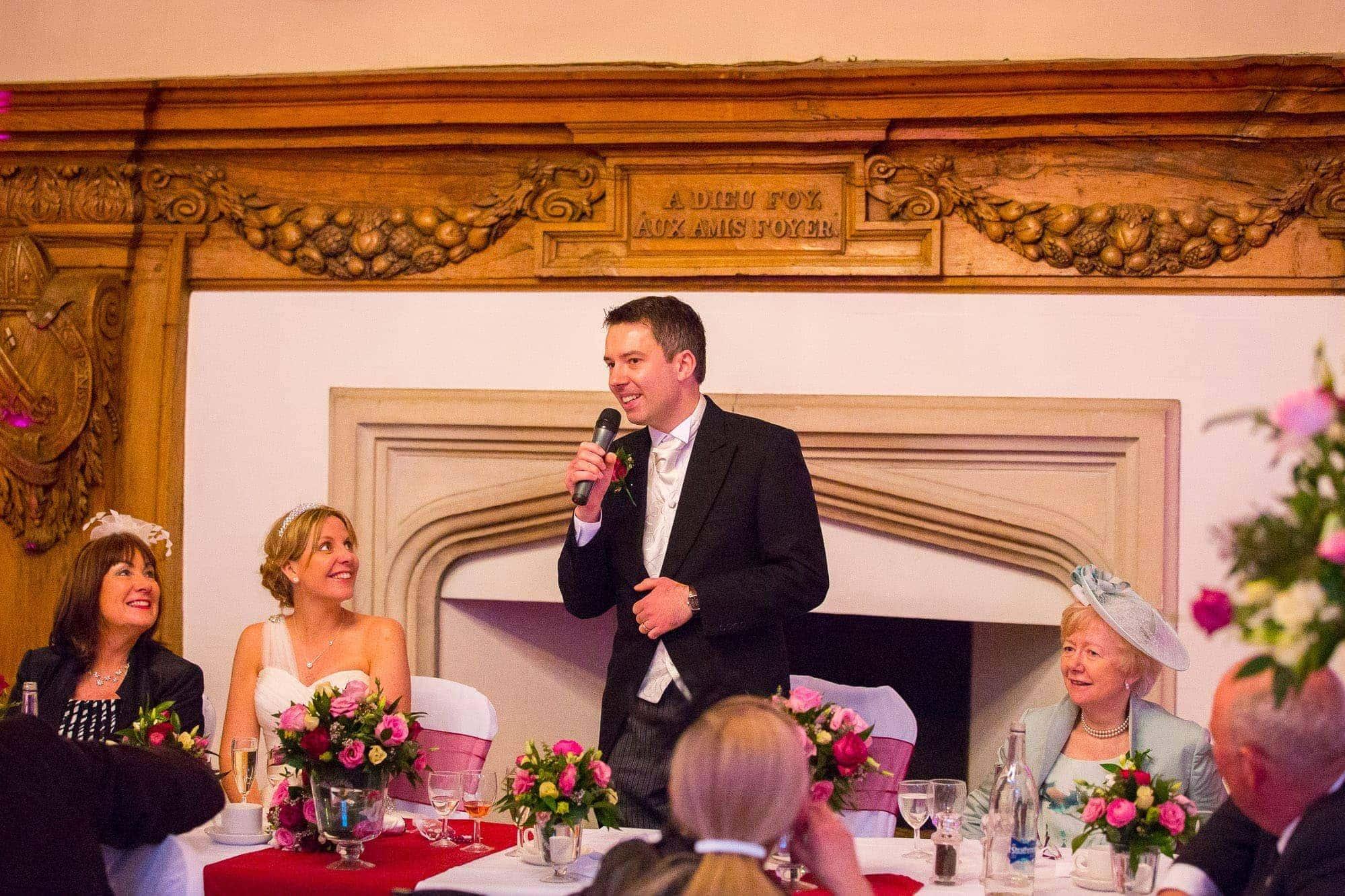 Farnham Castle Wedding 034 9824