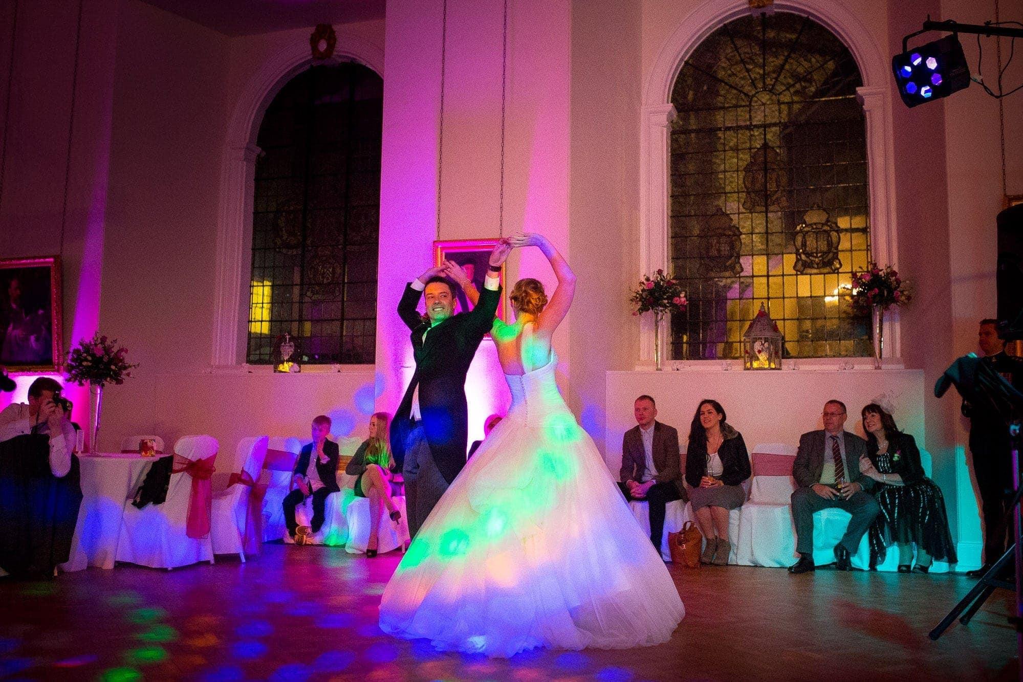 Farnham Castle Wedding 037 0029