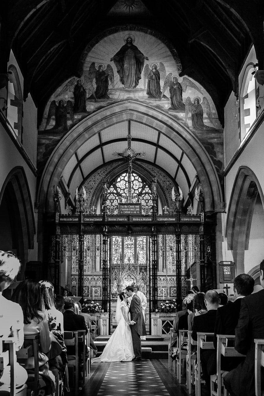 Gate Street Barn Wedding Photography 042 9605