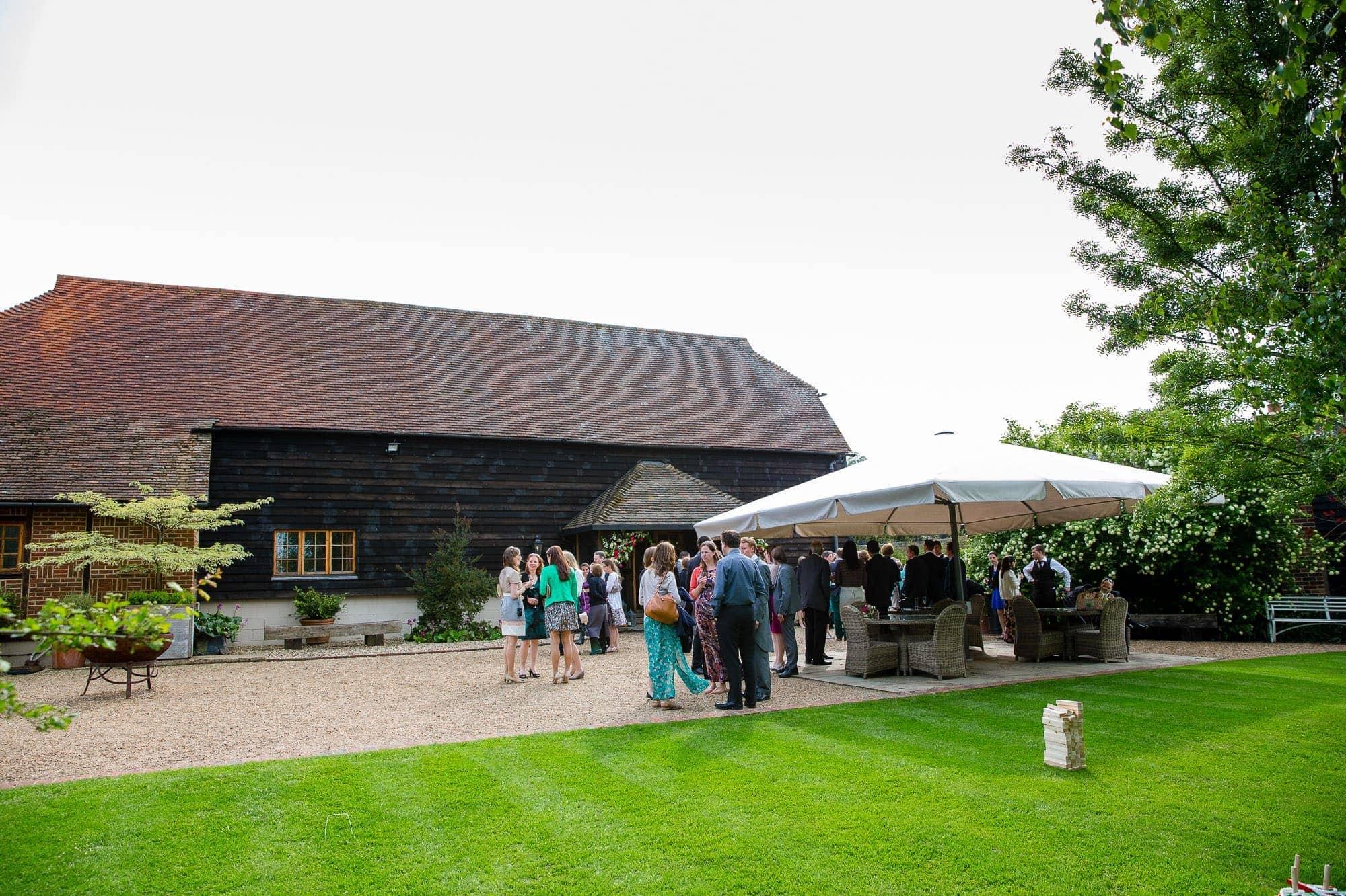 Gate Street Barn Wedding Photography 065 7191