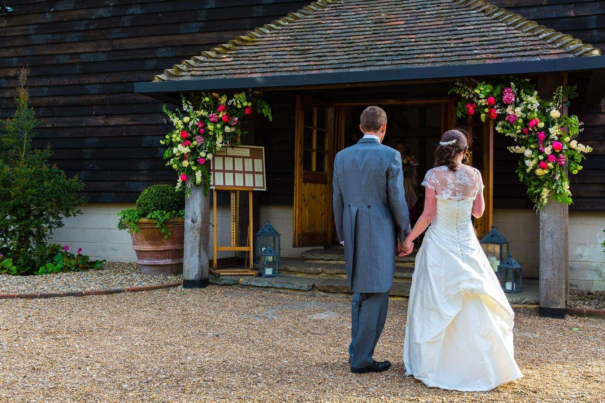Gate Street Barn Wedding Photography 081 9988