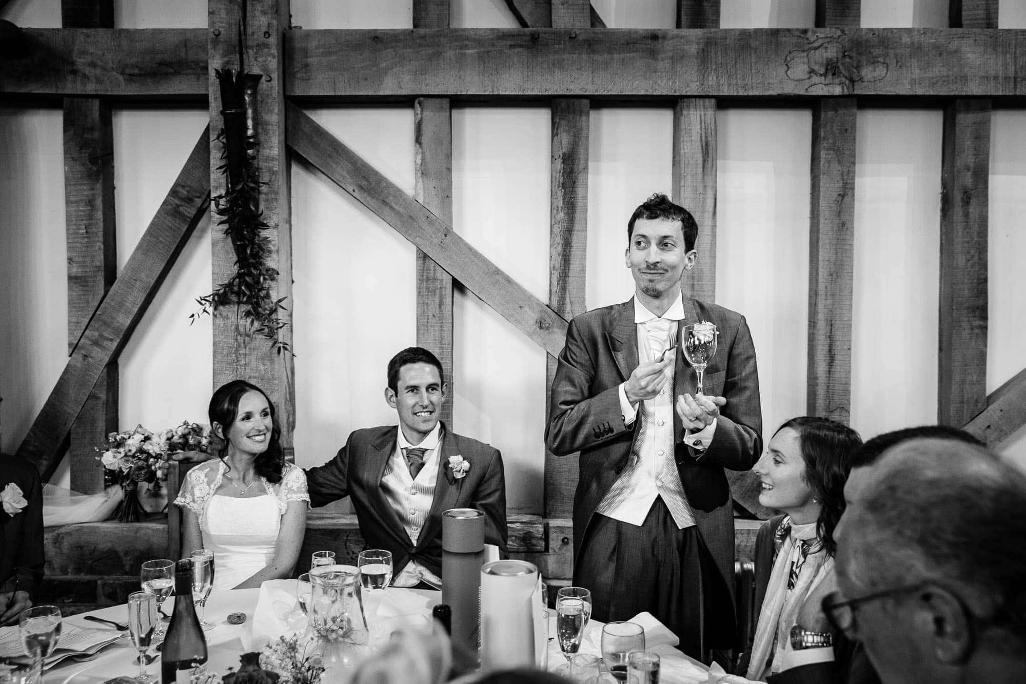 Gate Street Barn Wedding Photography 082 7373