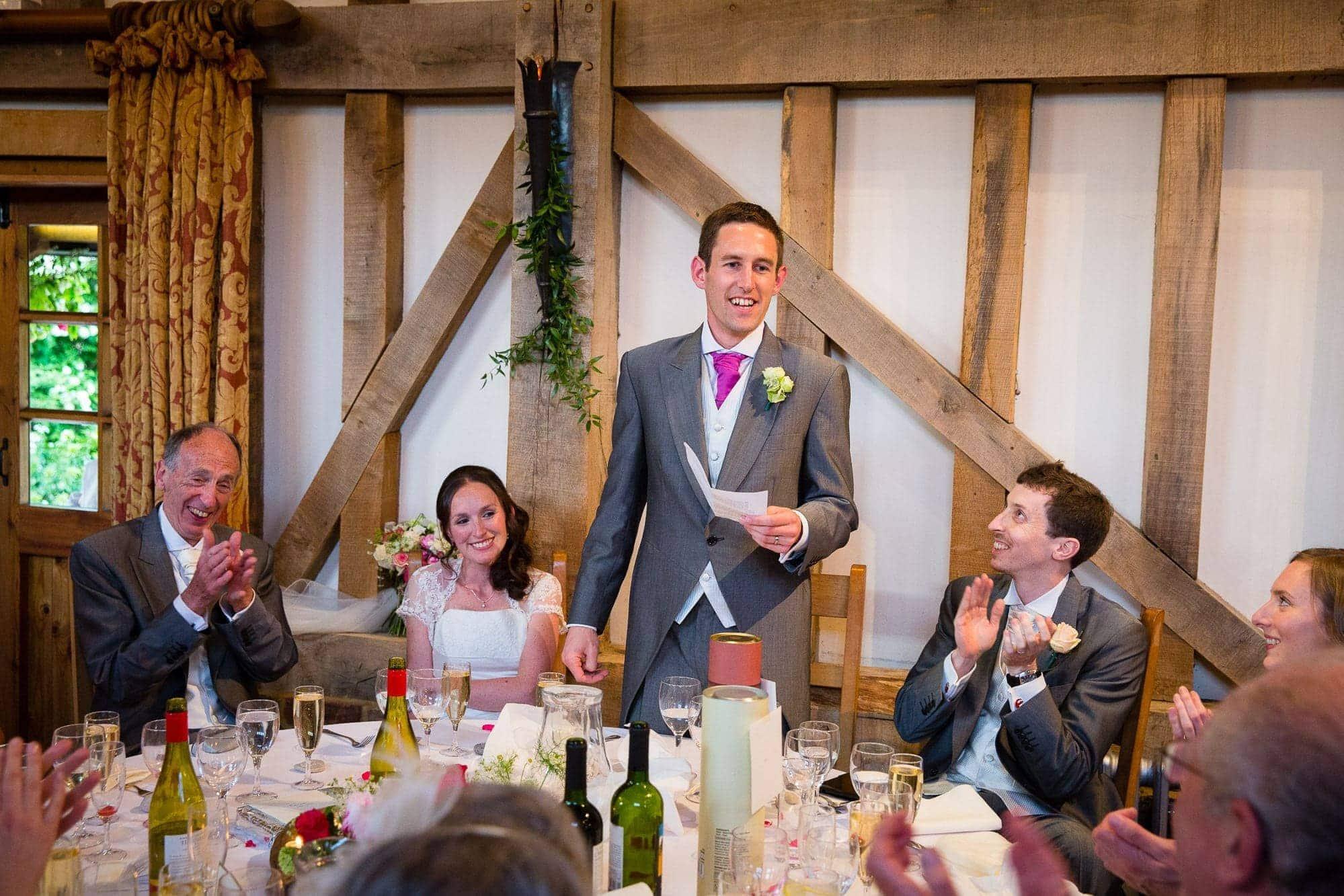 Gate Street Barn Wedding Photography 089 7439