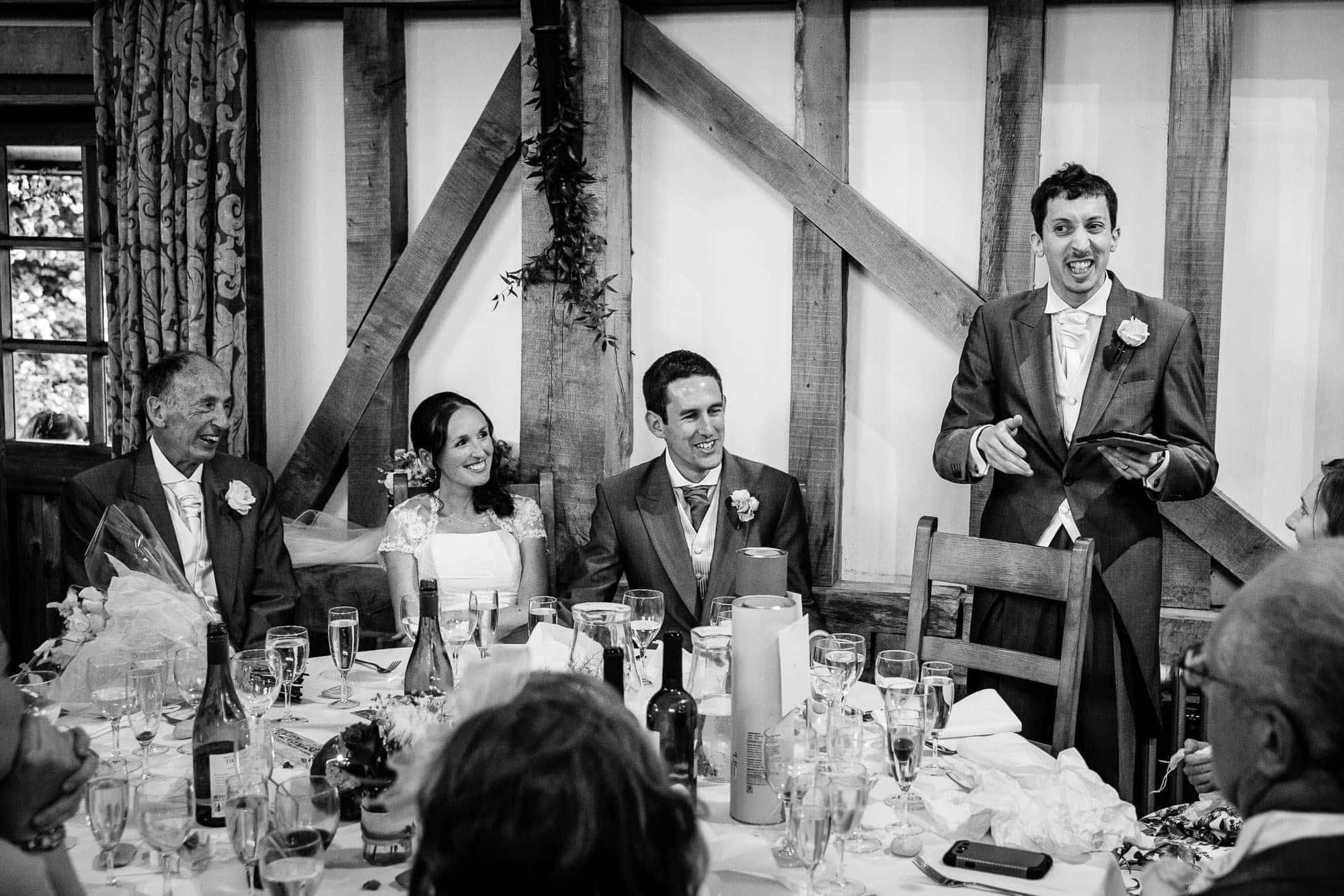 Gate Street Barn Wedding Photography 093 7465