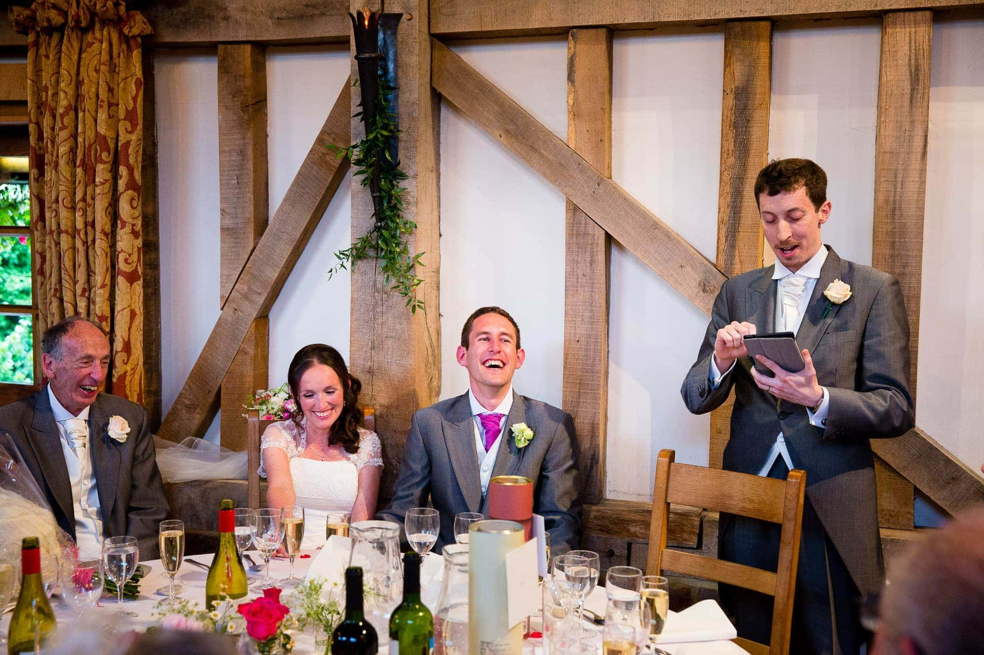 Gate Street Barn Wedding Photography 095 7495