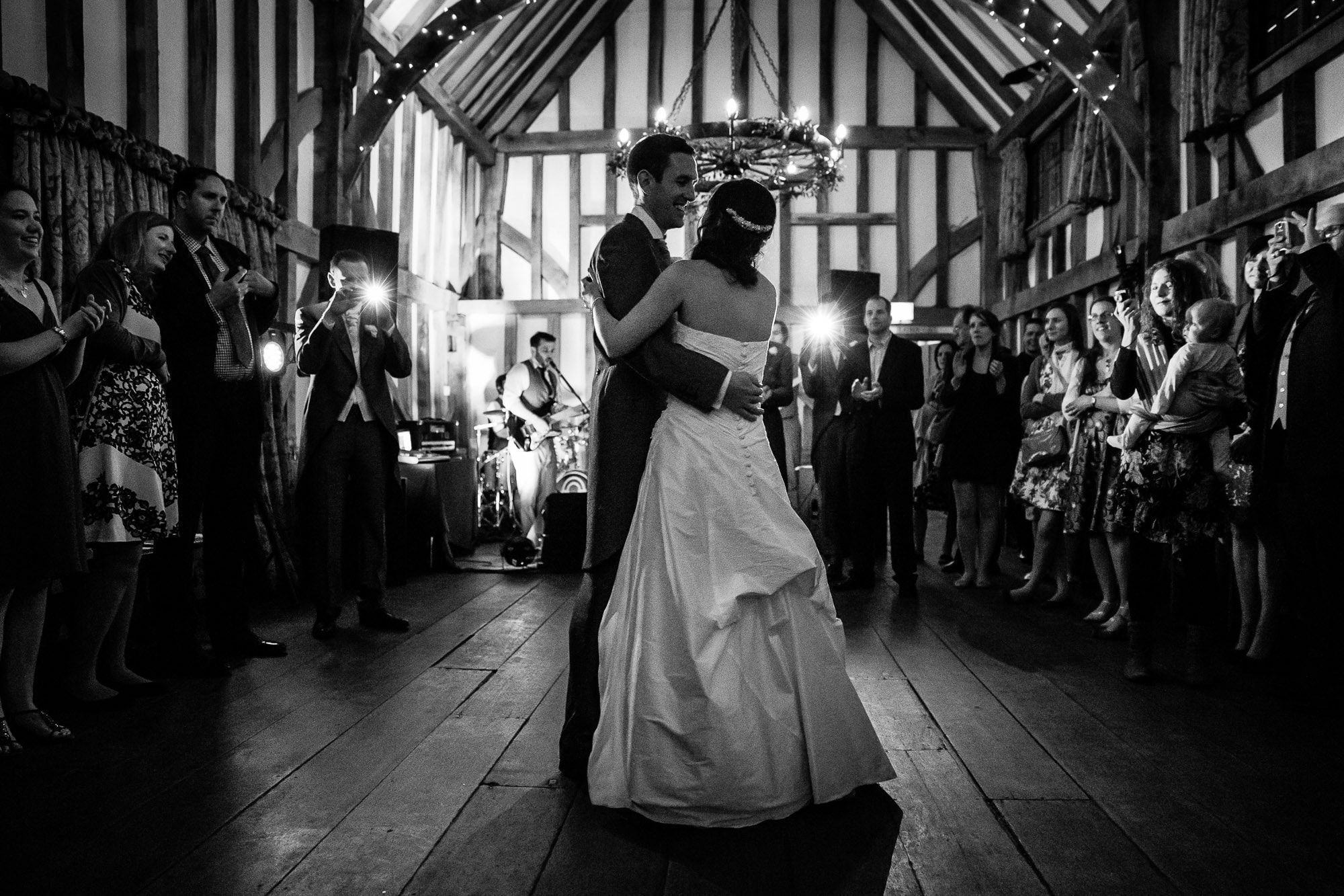 Gate Street Barn Wedding Photography 098 4033
