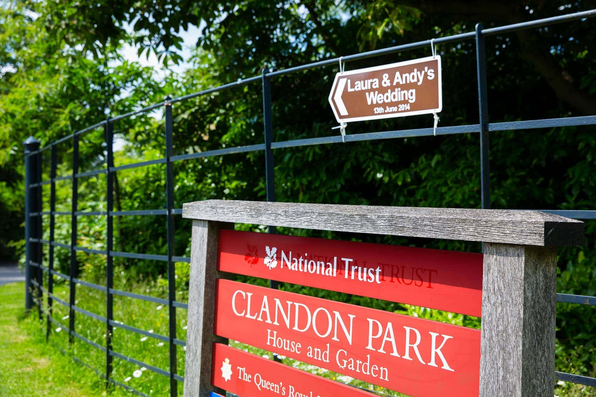 Clandon Park Wedding Photographer 11 5054