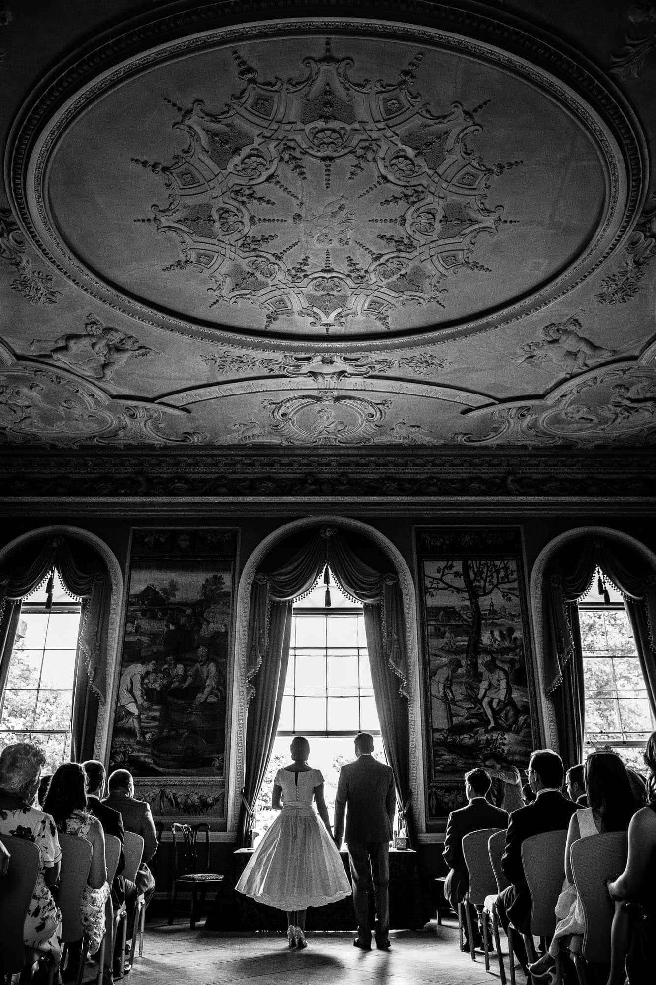 Clandon Park Wedding Photographer 43 3954
