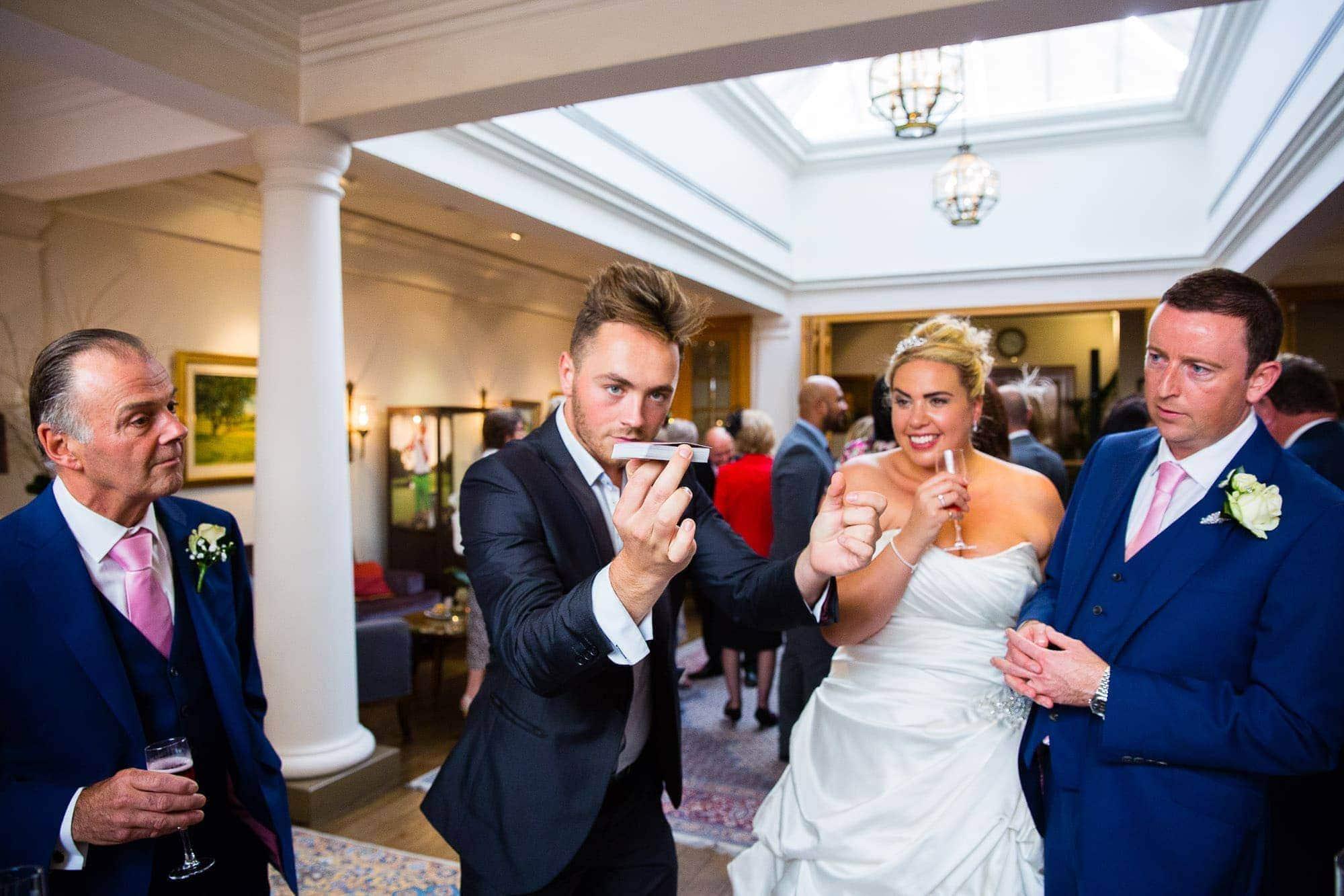 Wentworth Club Wedding 29 3761