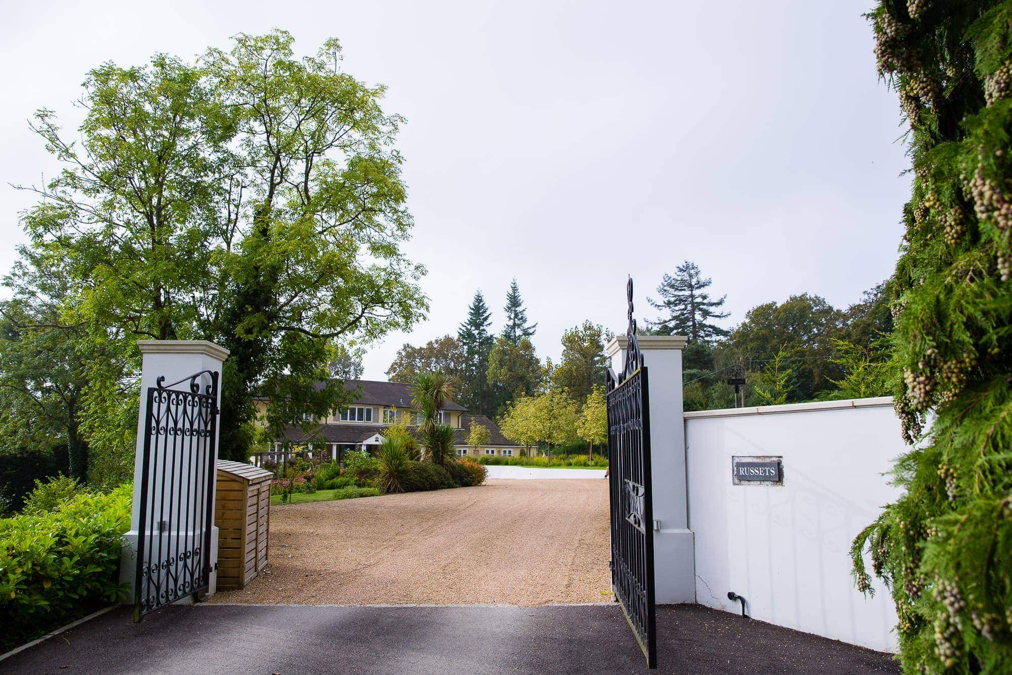 Russets Country House Gates