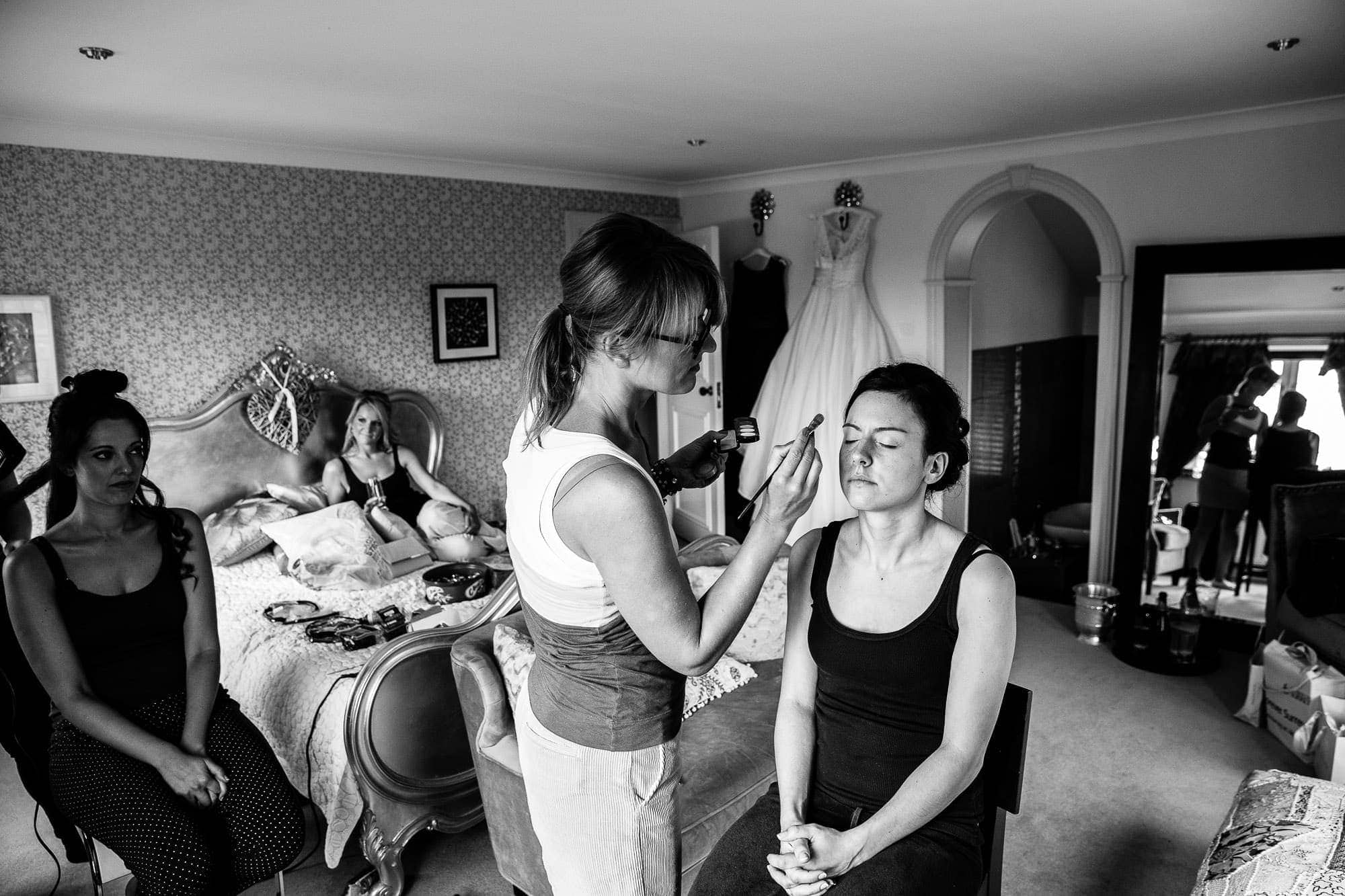 Bridal Preps - Russets Country House