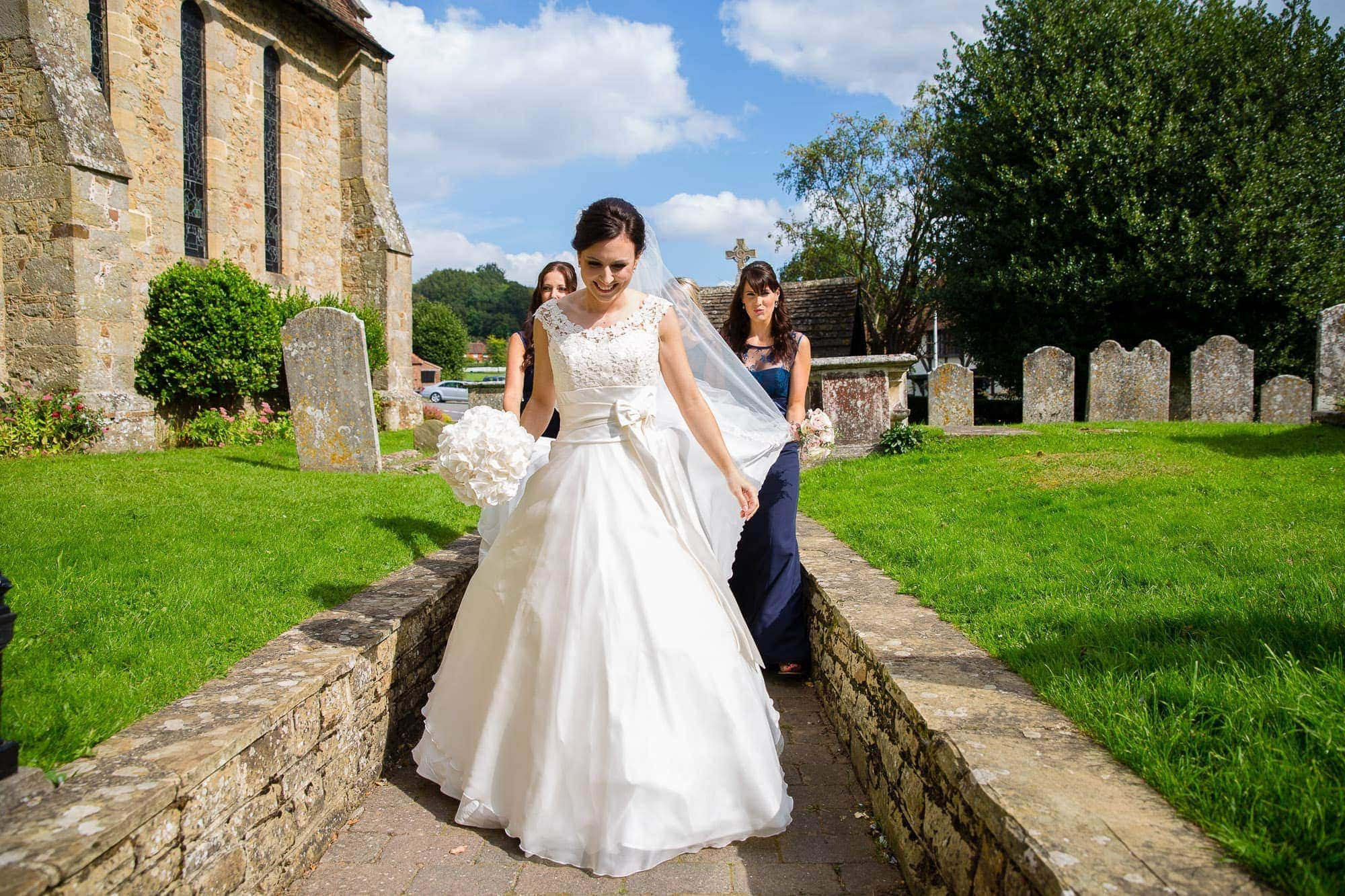 Russets Country House Wedding 028 1912