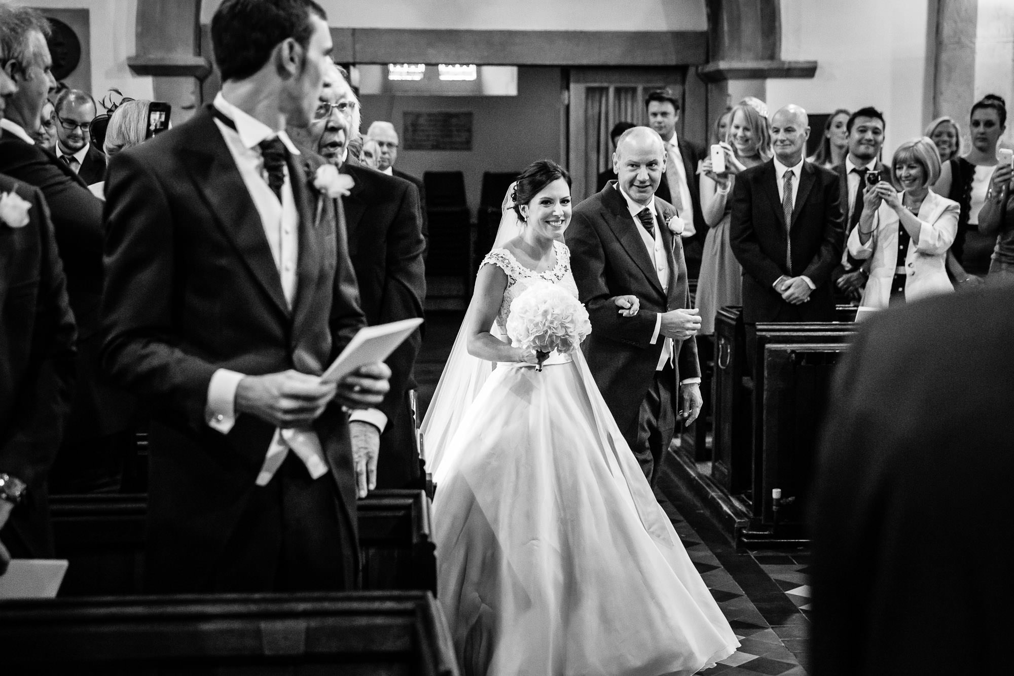 Russets Country House Wedding 033 2014