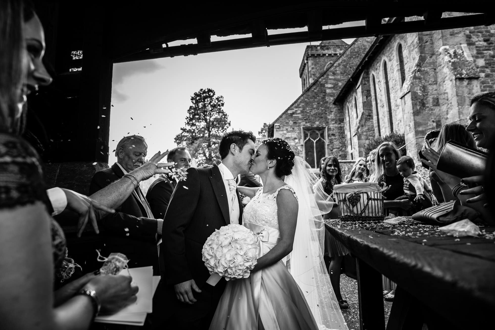 Russets Country House Wedding 054 2107