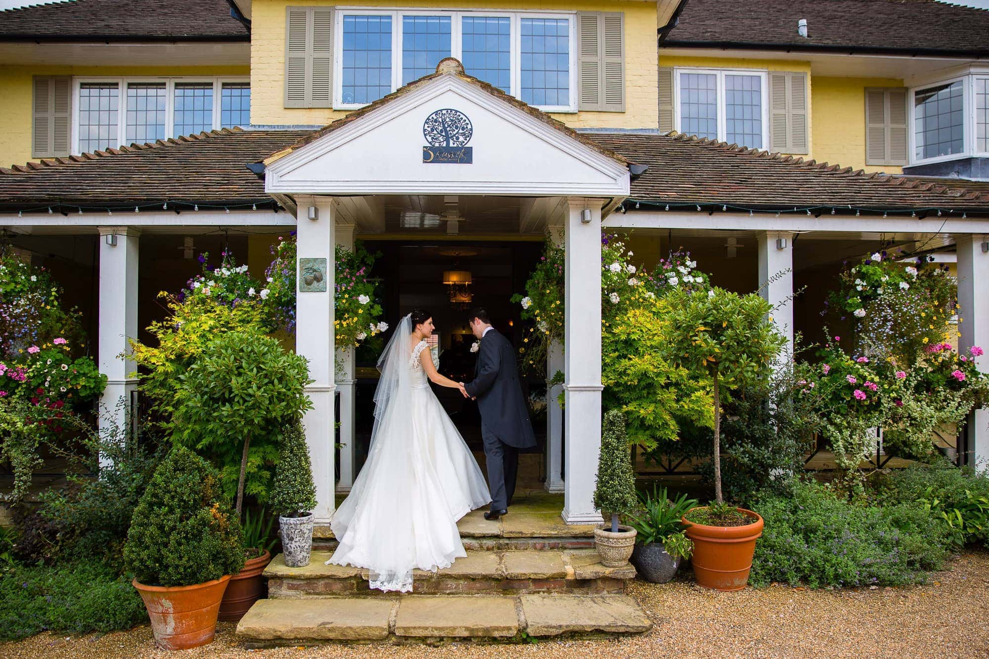 Russets Country House Wedding 062 2609