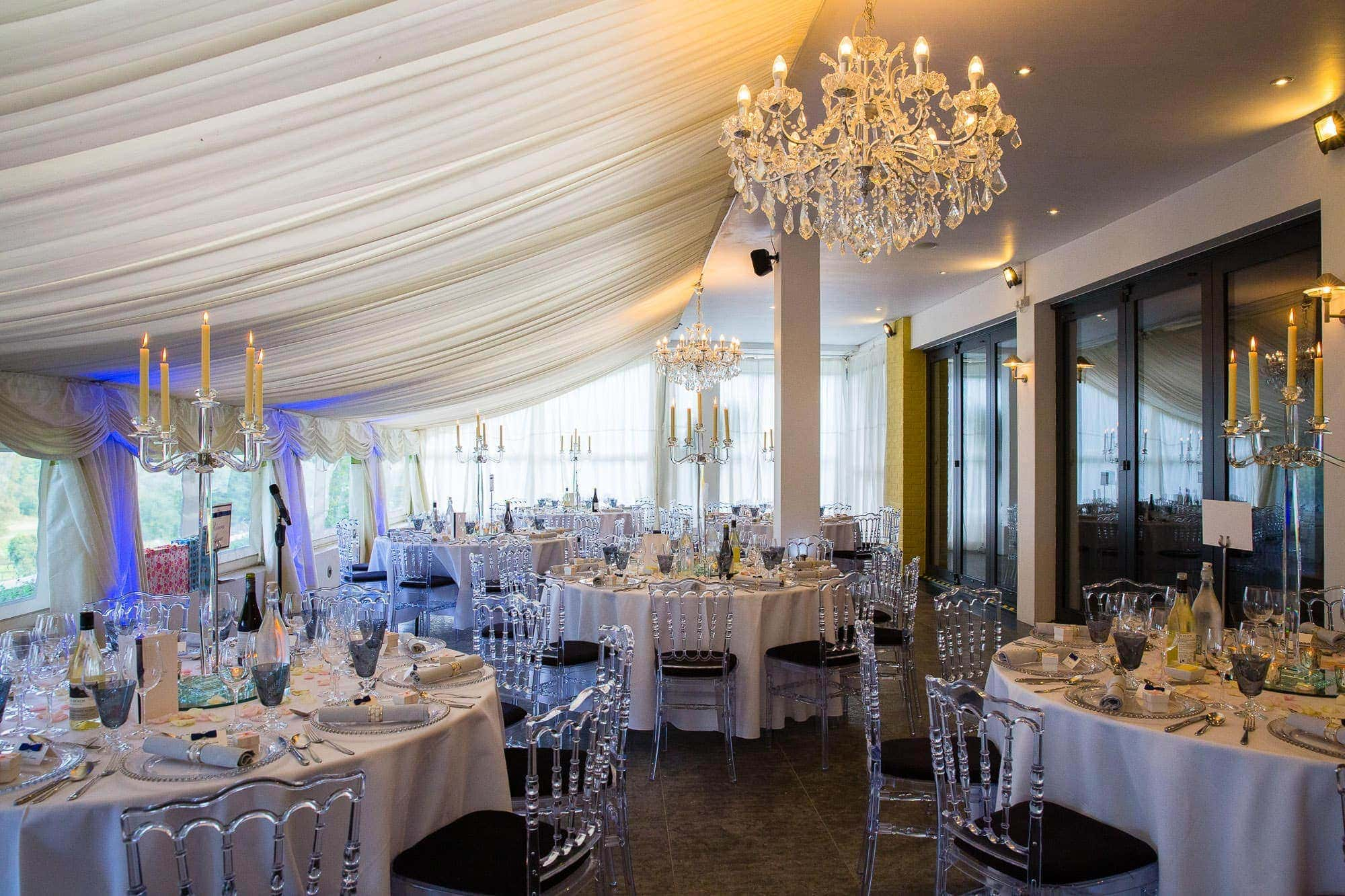 Wedding Reception at Russets Country House