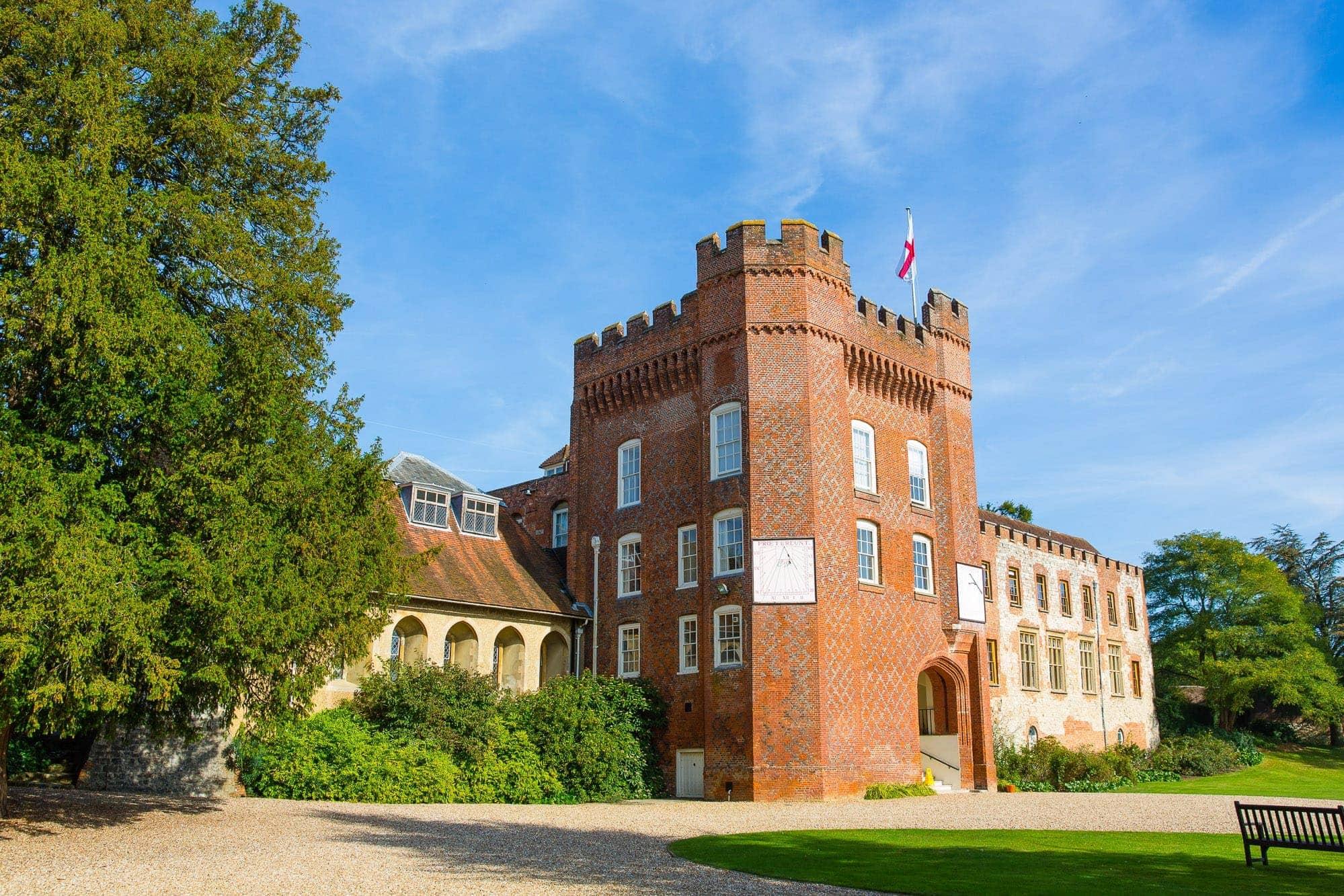 Farnham Castle Wedding | Emma & Jamie