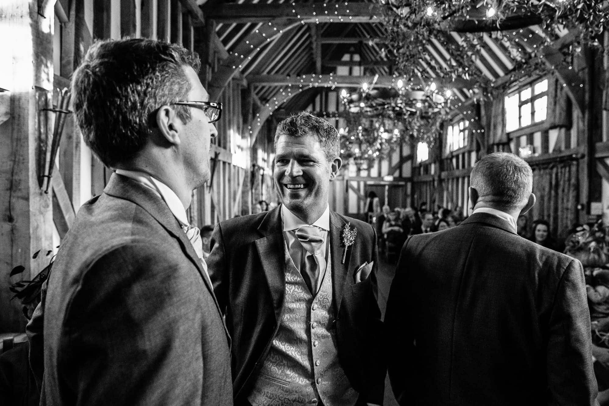 Gate Street Barn Wedding Photography 18 5058