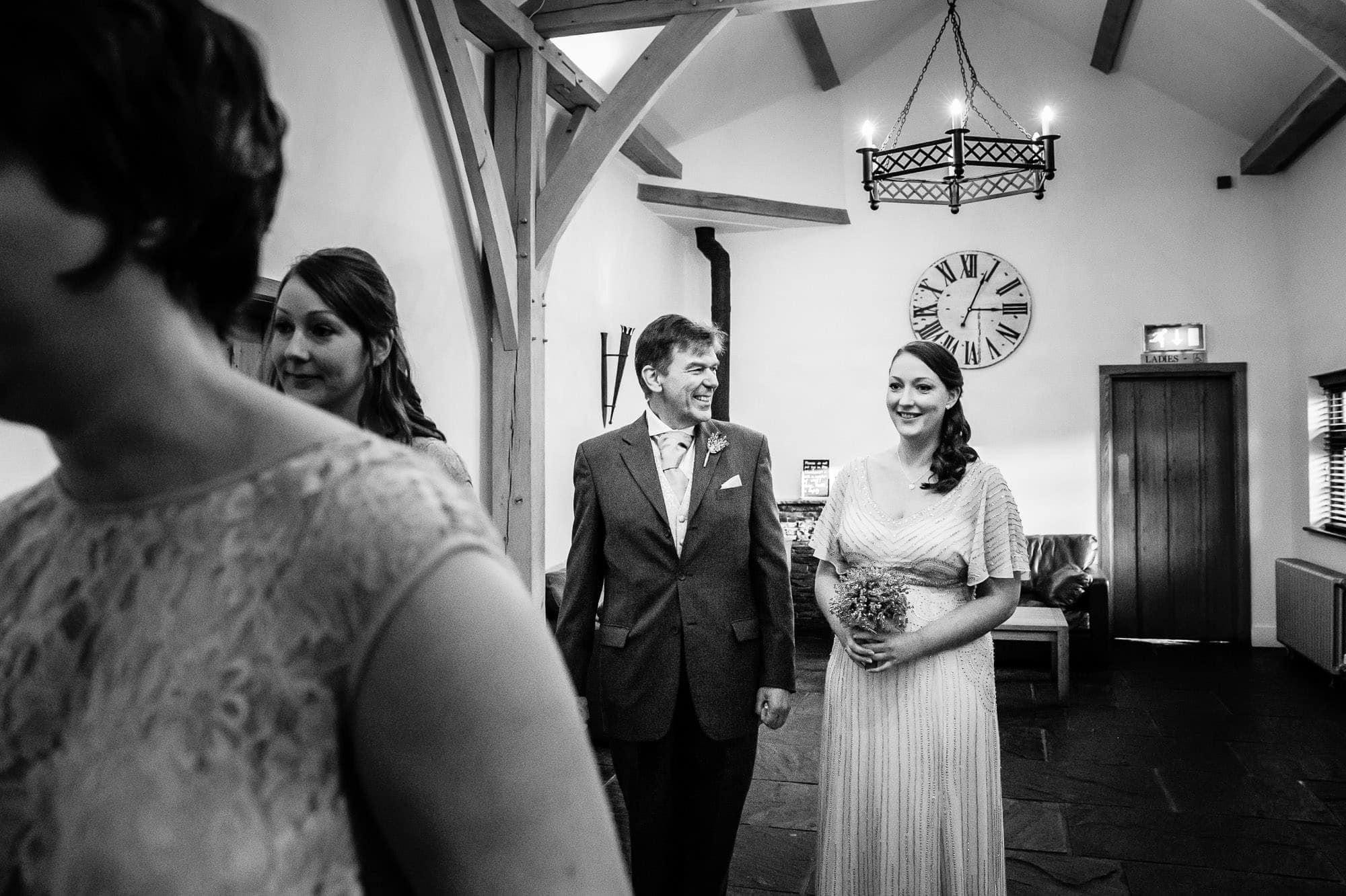 Gate Street Barn Wedding Photography 19 3736