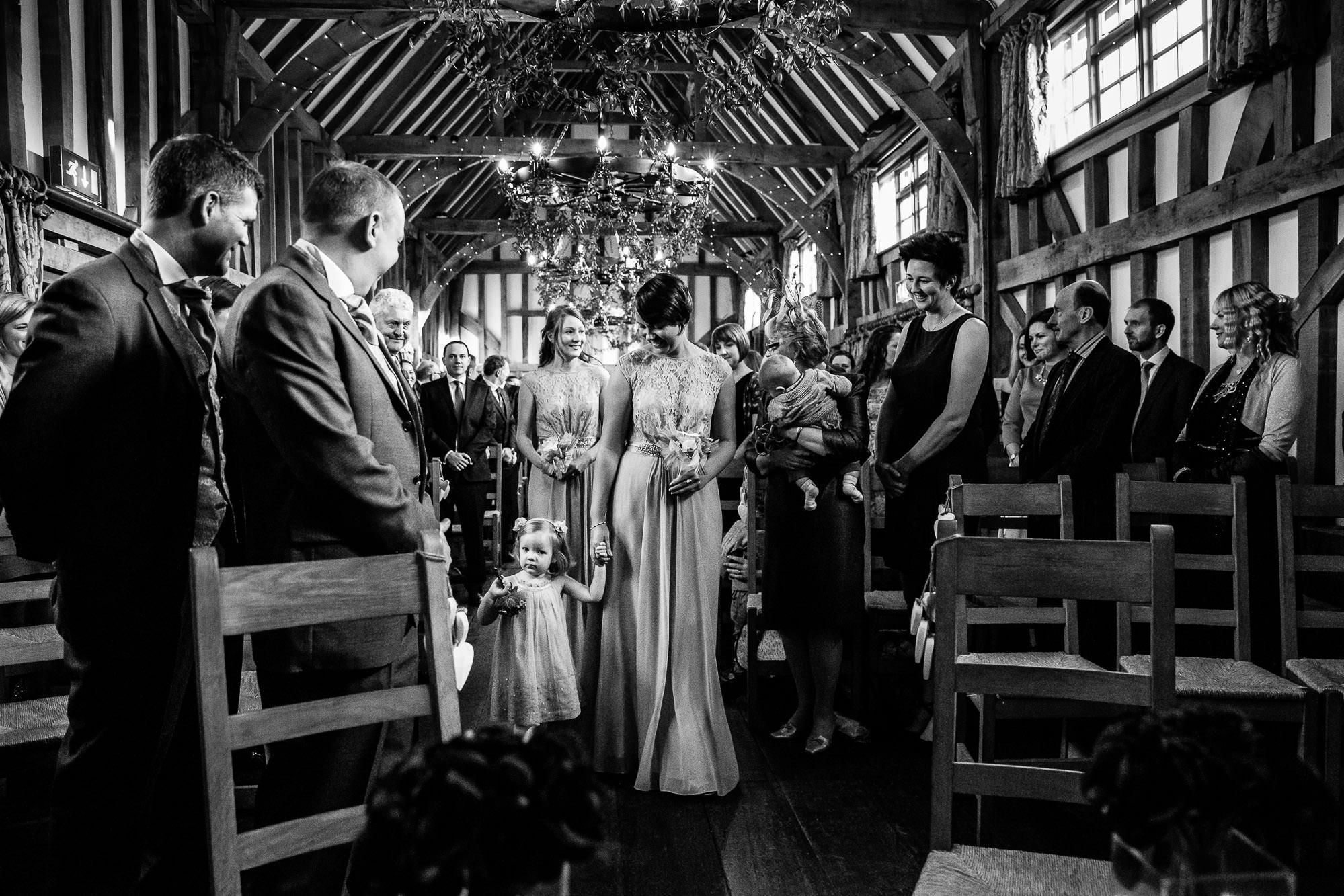 Gate Street Barn Wedding Photography 21 5077