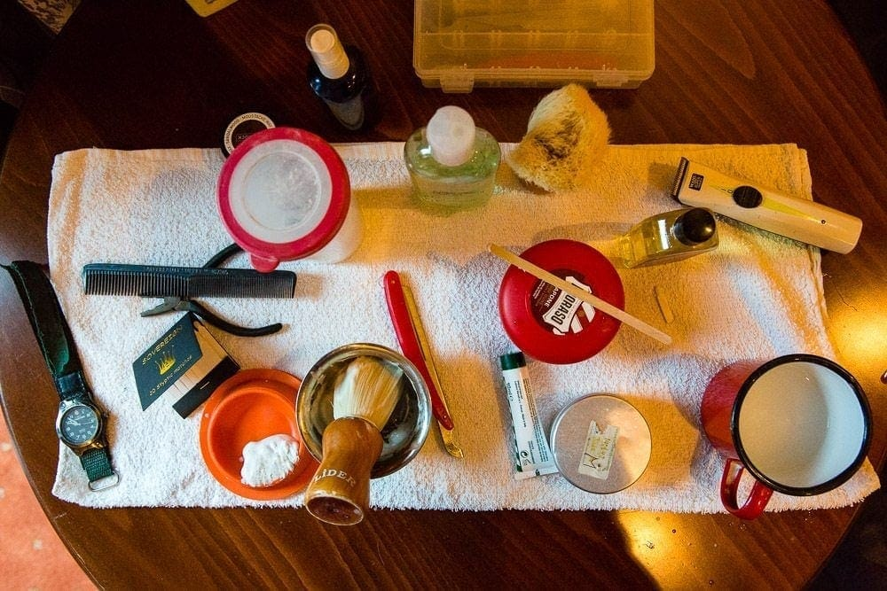 Wet Shave Tools - Old Thorns Wedding