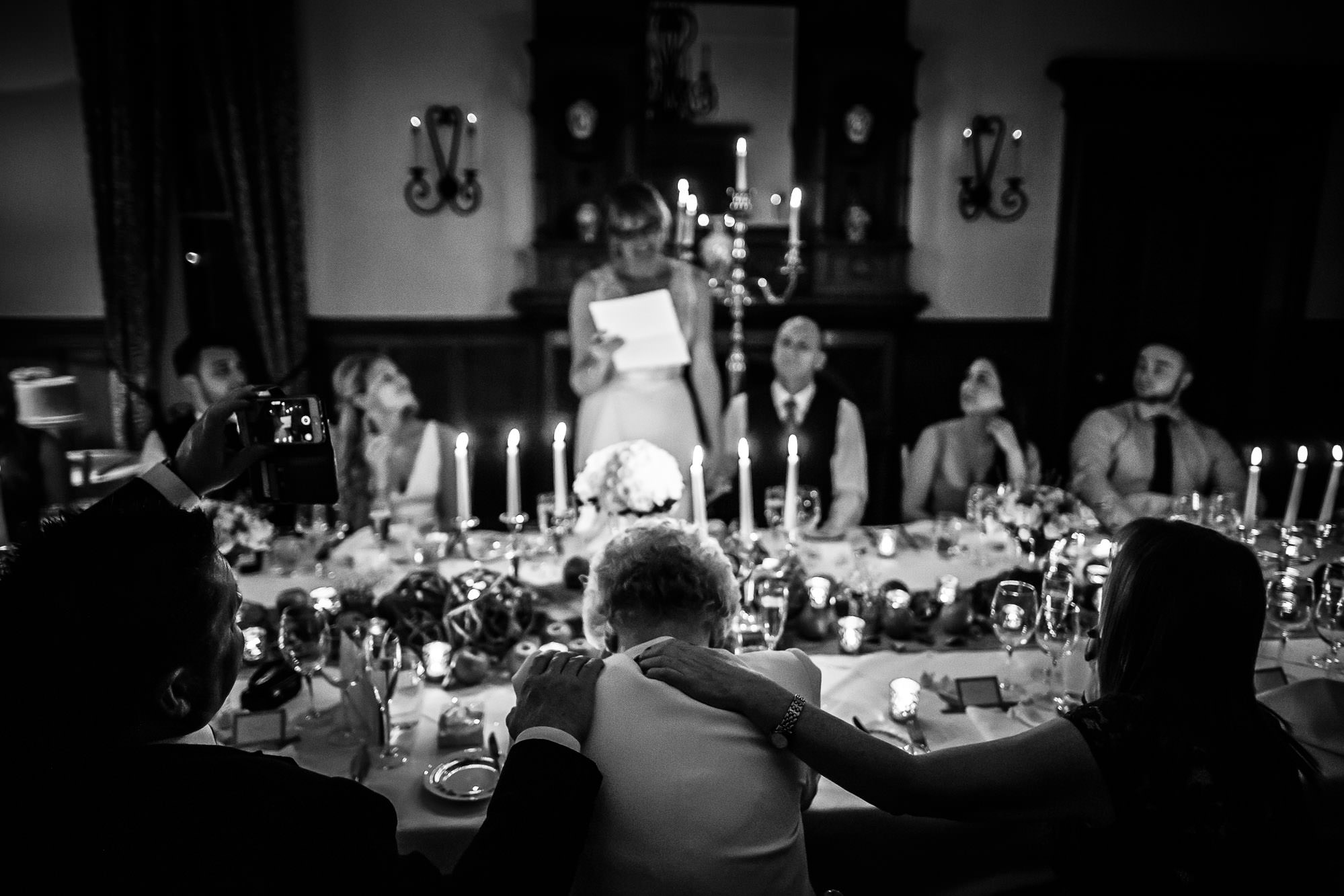 Small Intimate Wedding at Oakley Court