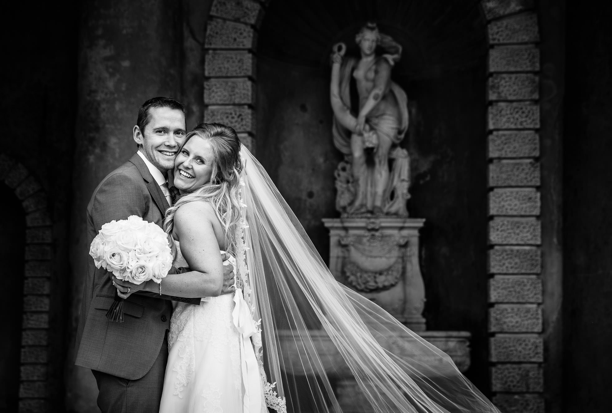 Wotton House Wedding Photography | Kirsten & Bret