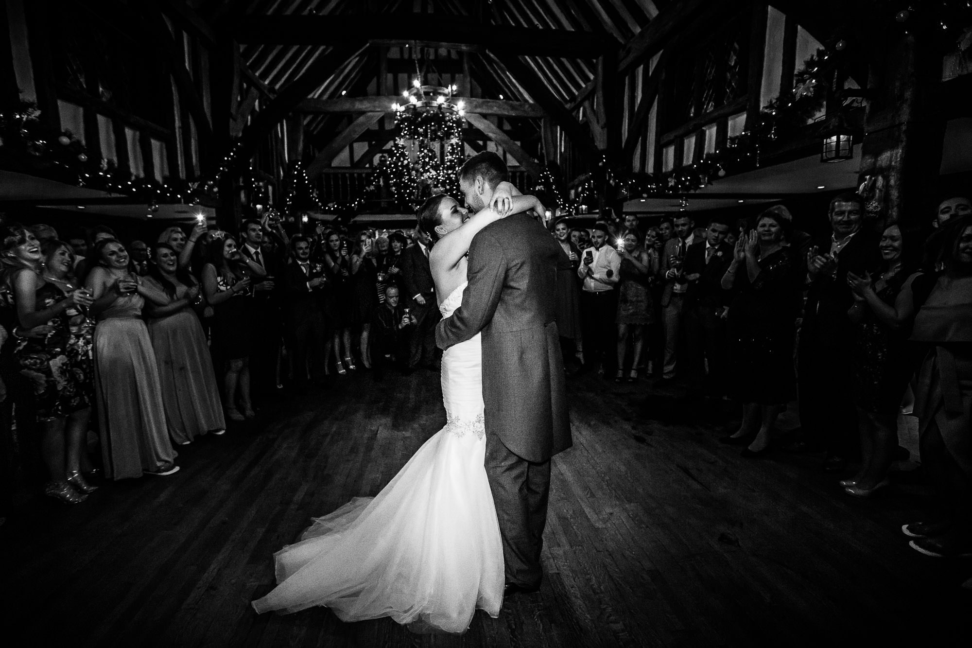 Great Fosters Wedding - First Dance