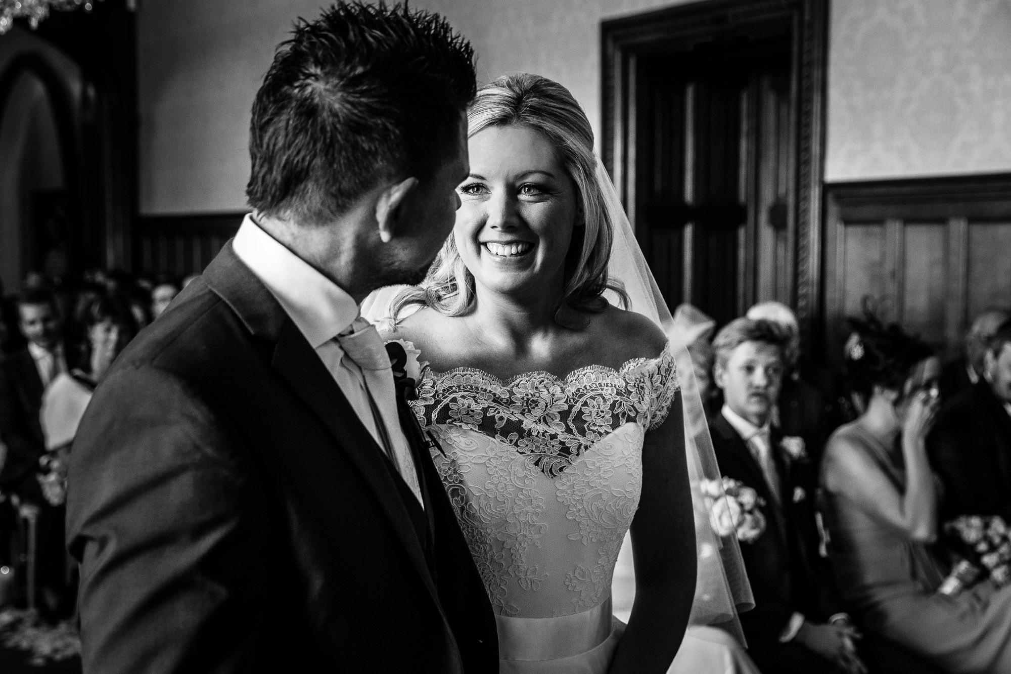 Froyle Park Wedding | Annie & Paul