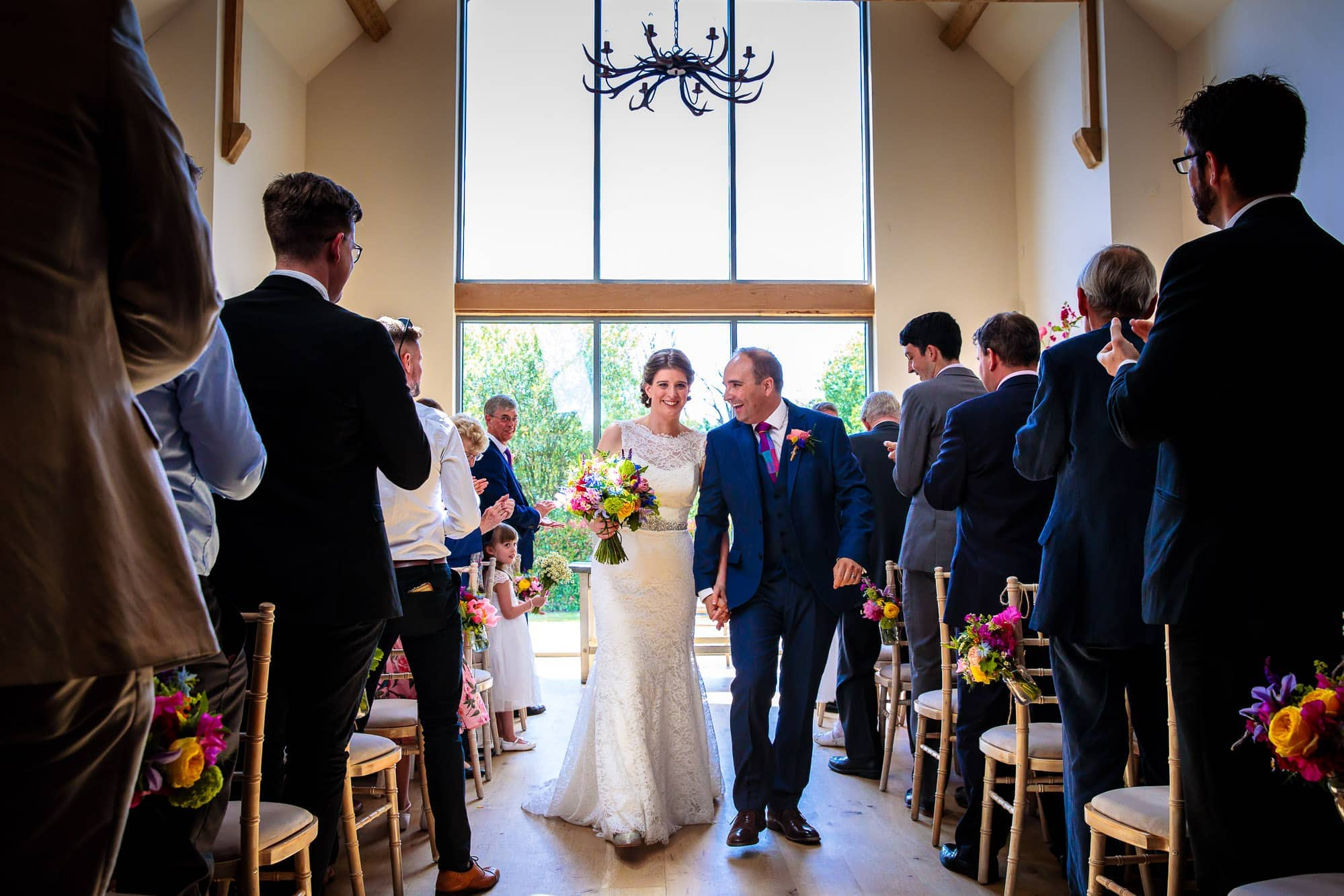 Millbridge Court Wedding | Judith & Mat