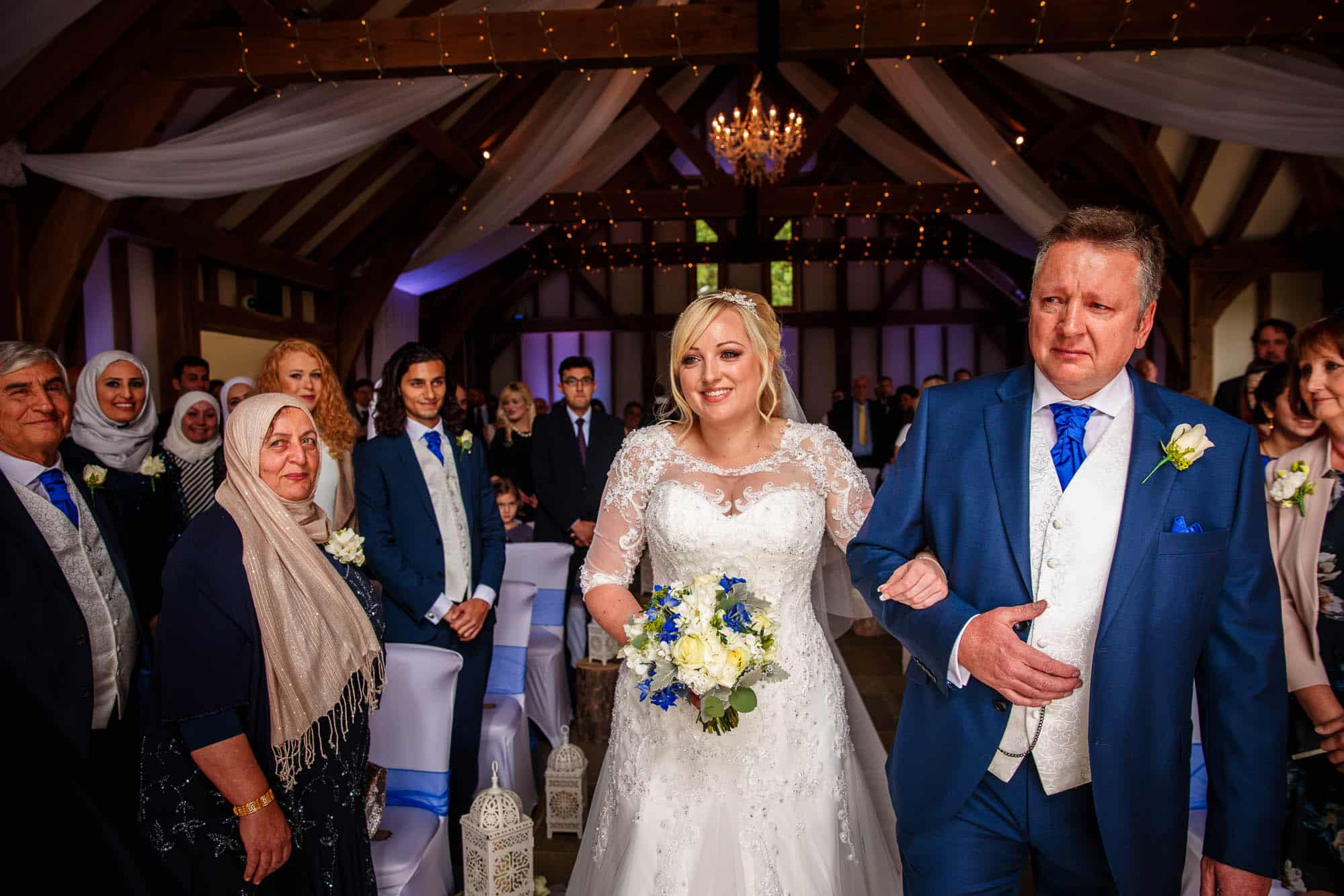 Brookfield Barn Wedding Photography