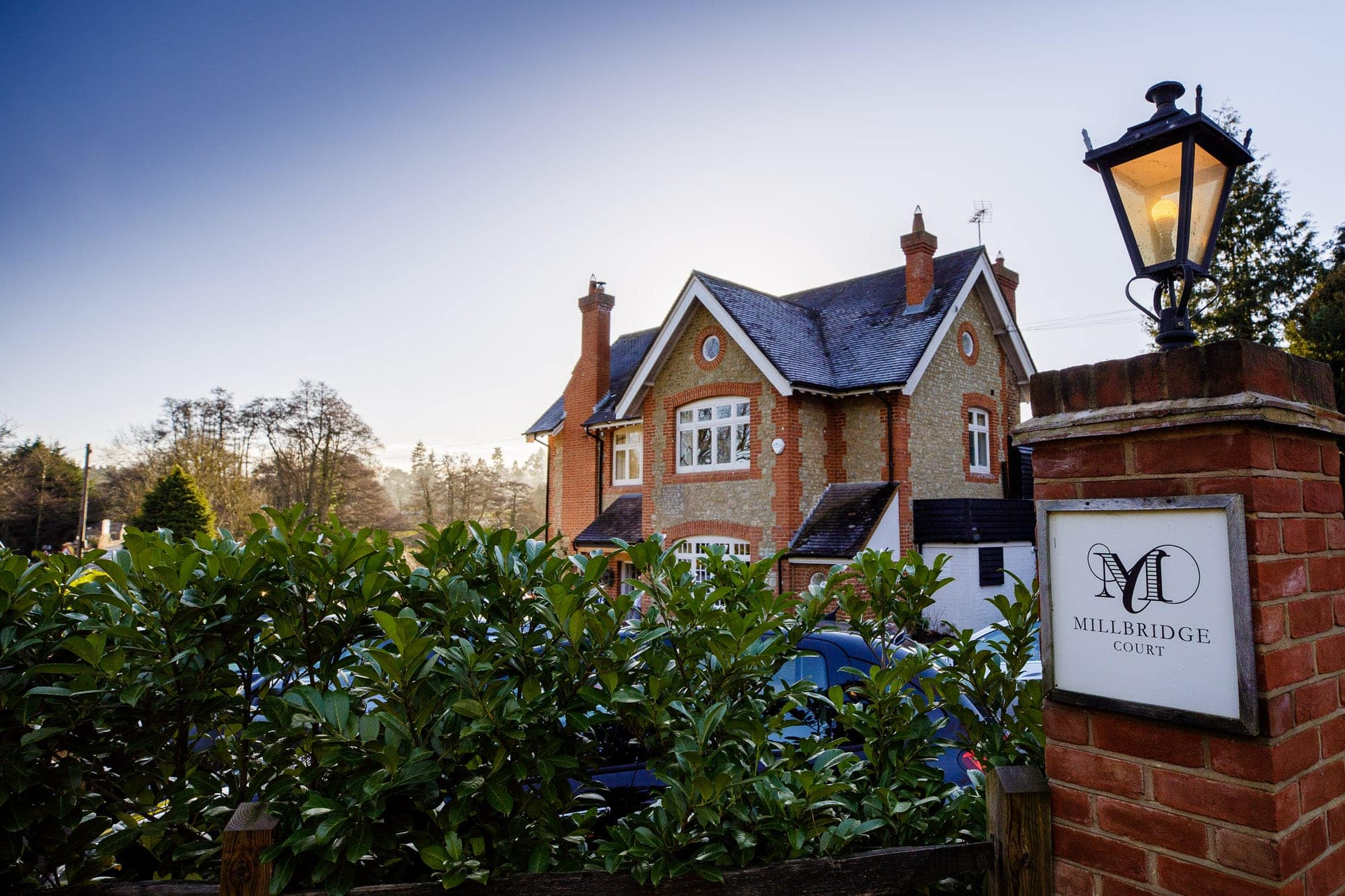 Millbridge Court Wedding Venue Surrey Farnham