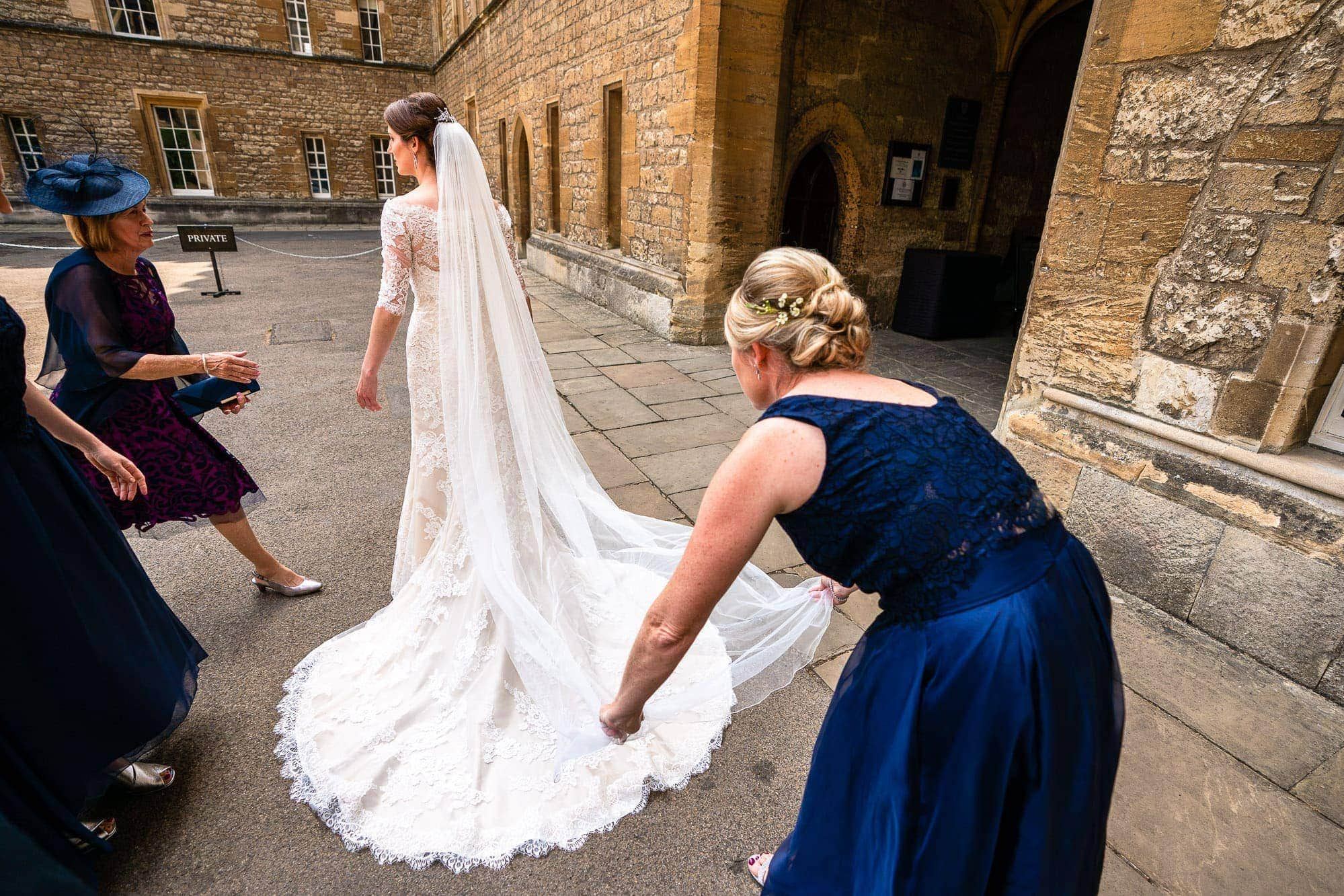 New College Oxford Wedding Photography 021 7435
