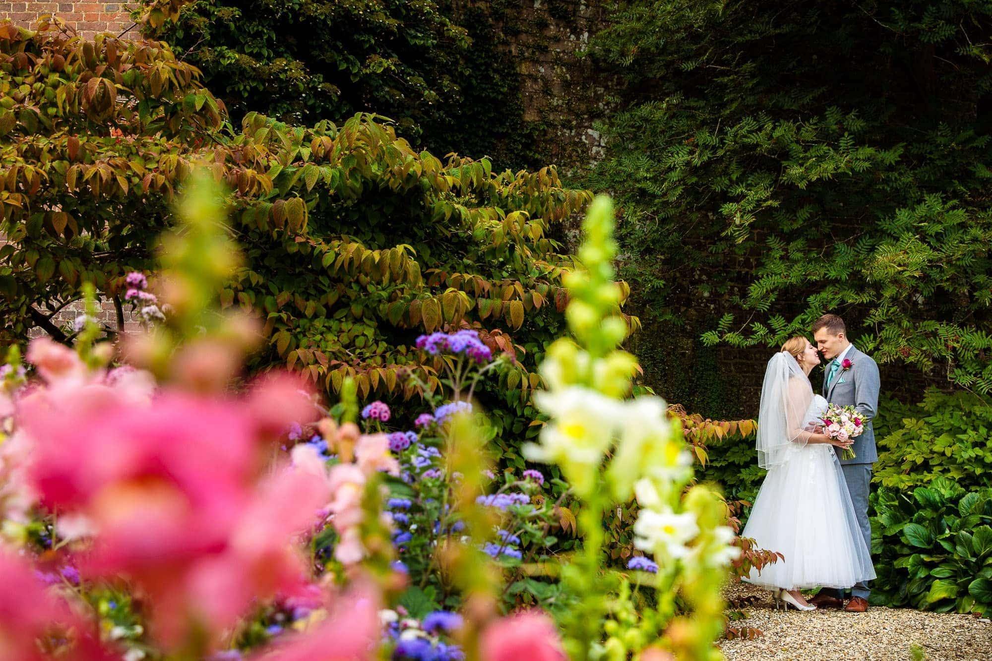Claire & Chris | Farnham Castle Wedding