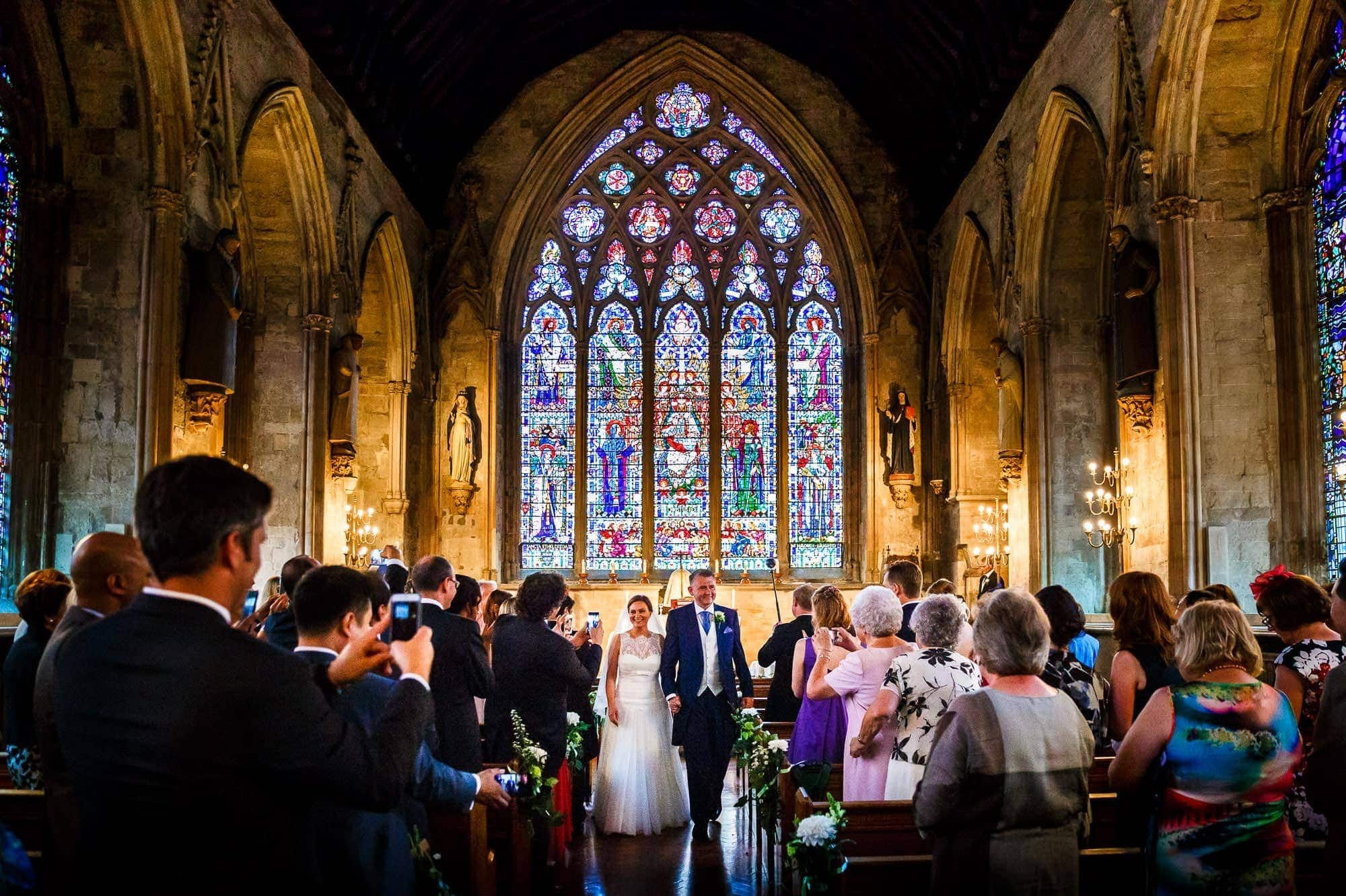 St Etheldreda's Church Wedding Photography | Elena & Glenn