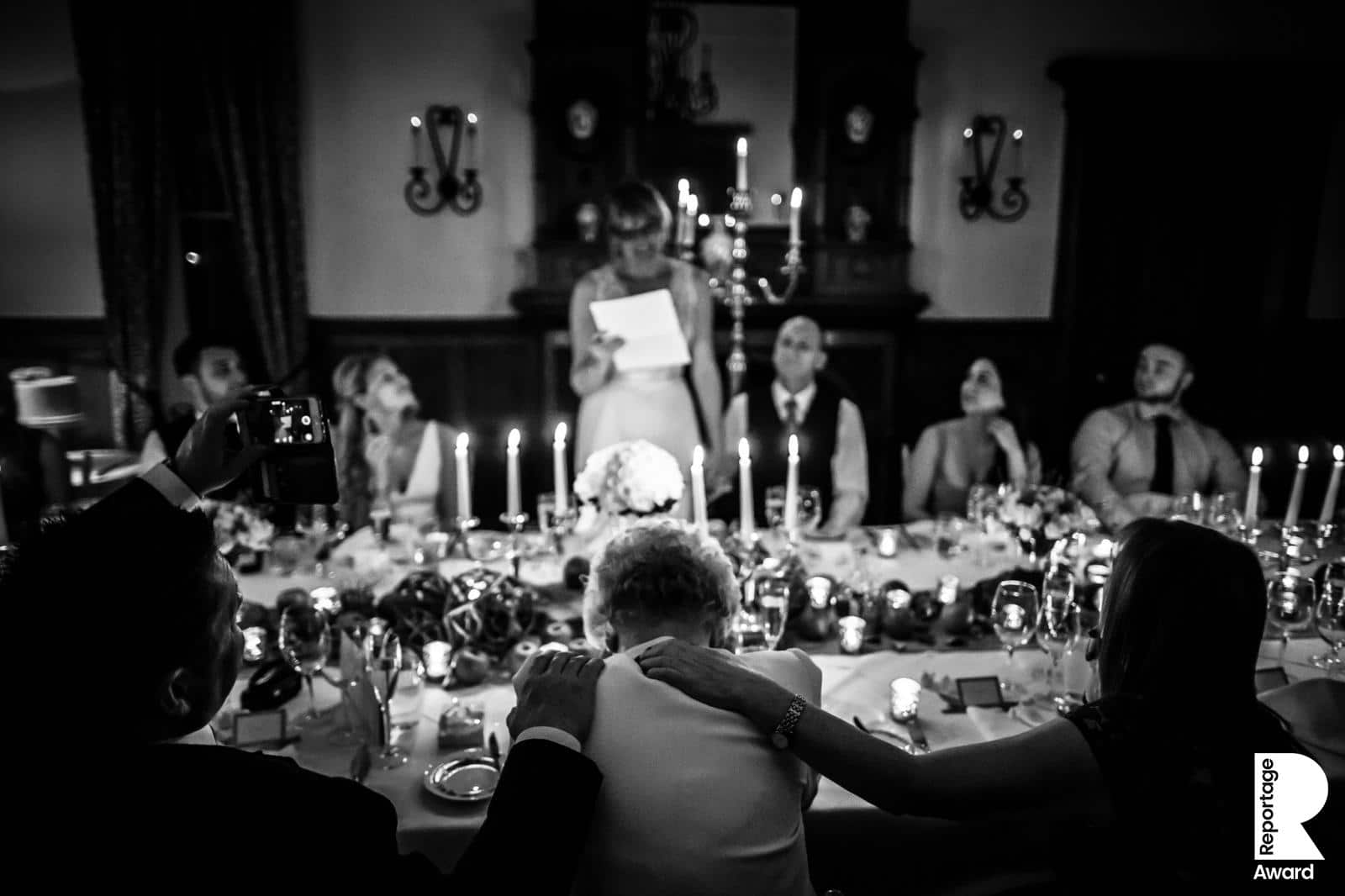 Oakley Court Wedding Photographer - This is Reportage Award-Mother in Law