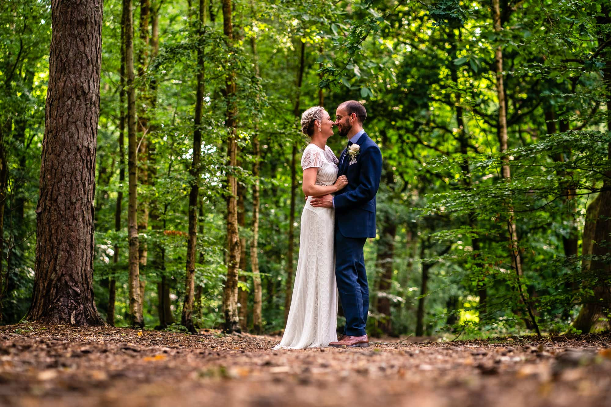 Headley Village Hall Wedding | Helen & Andrew