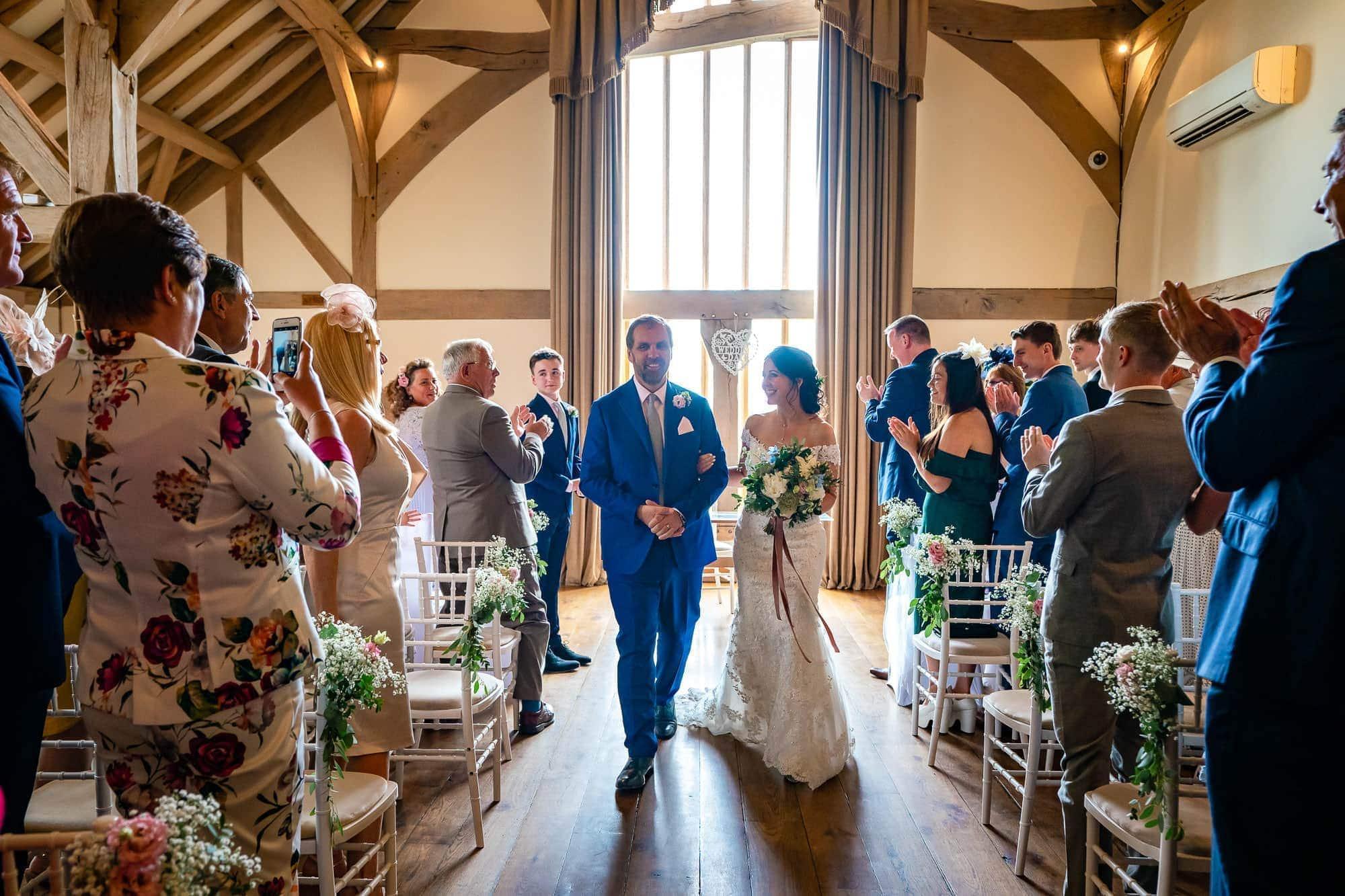 Cain Manor Wedding | Erika & Mike