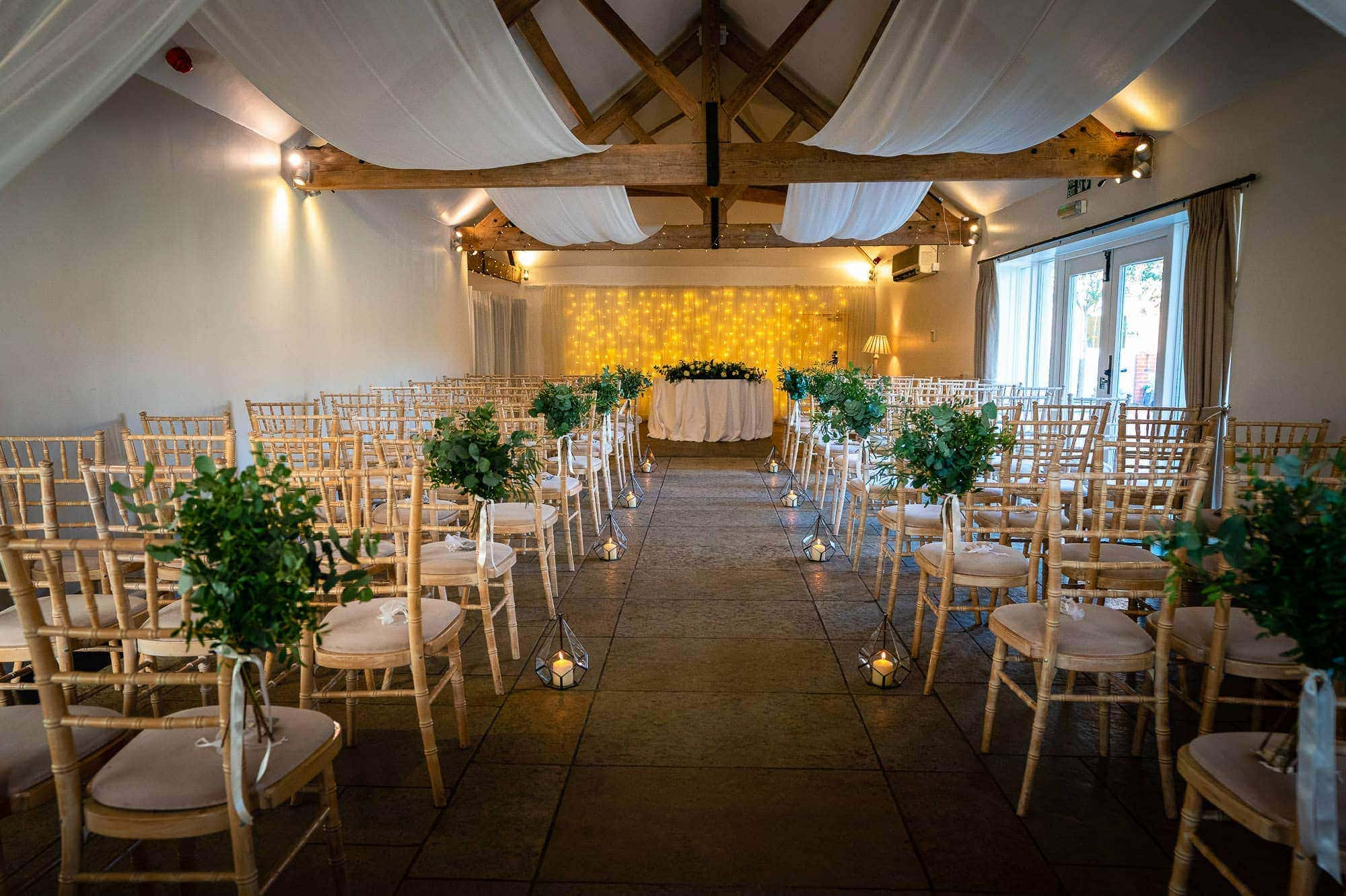 The Meadow Barn at Farbridge - Farbridge Wedding Ceremony