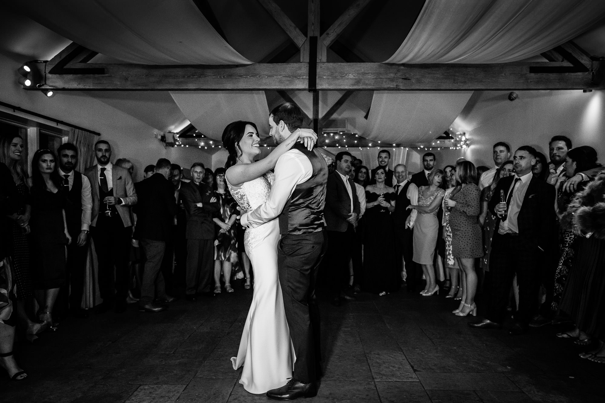 First Dance - Farbridge Wedding