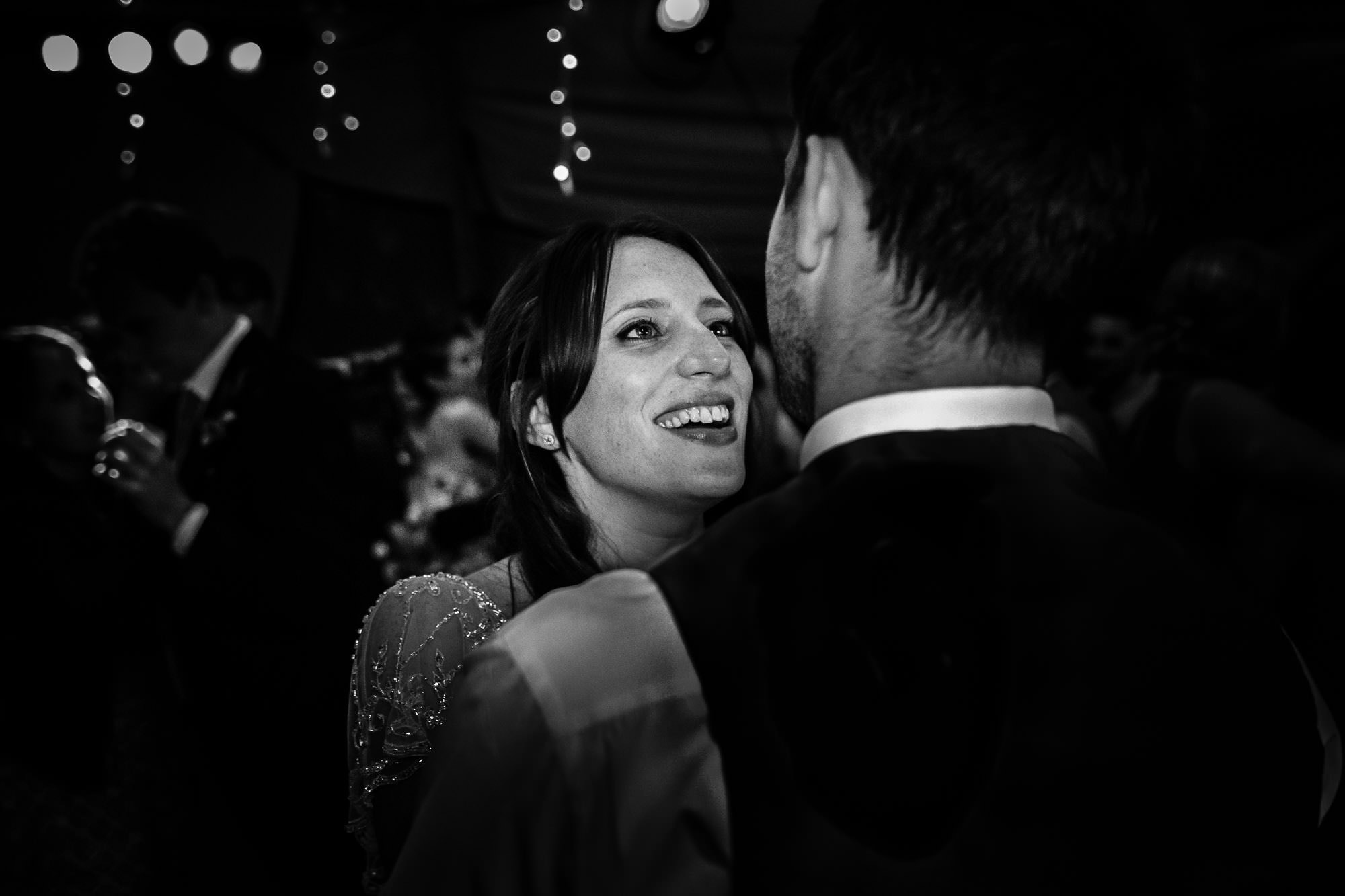 First Dance - Tipi Wedding Hampshire