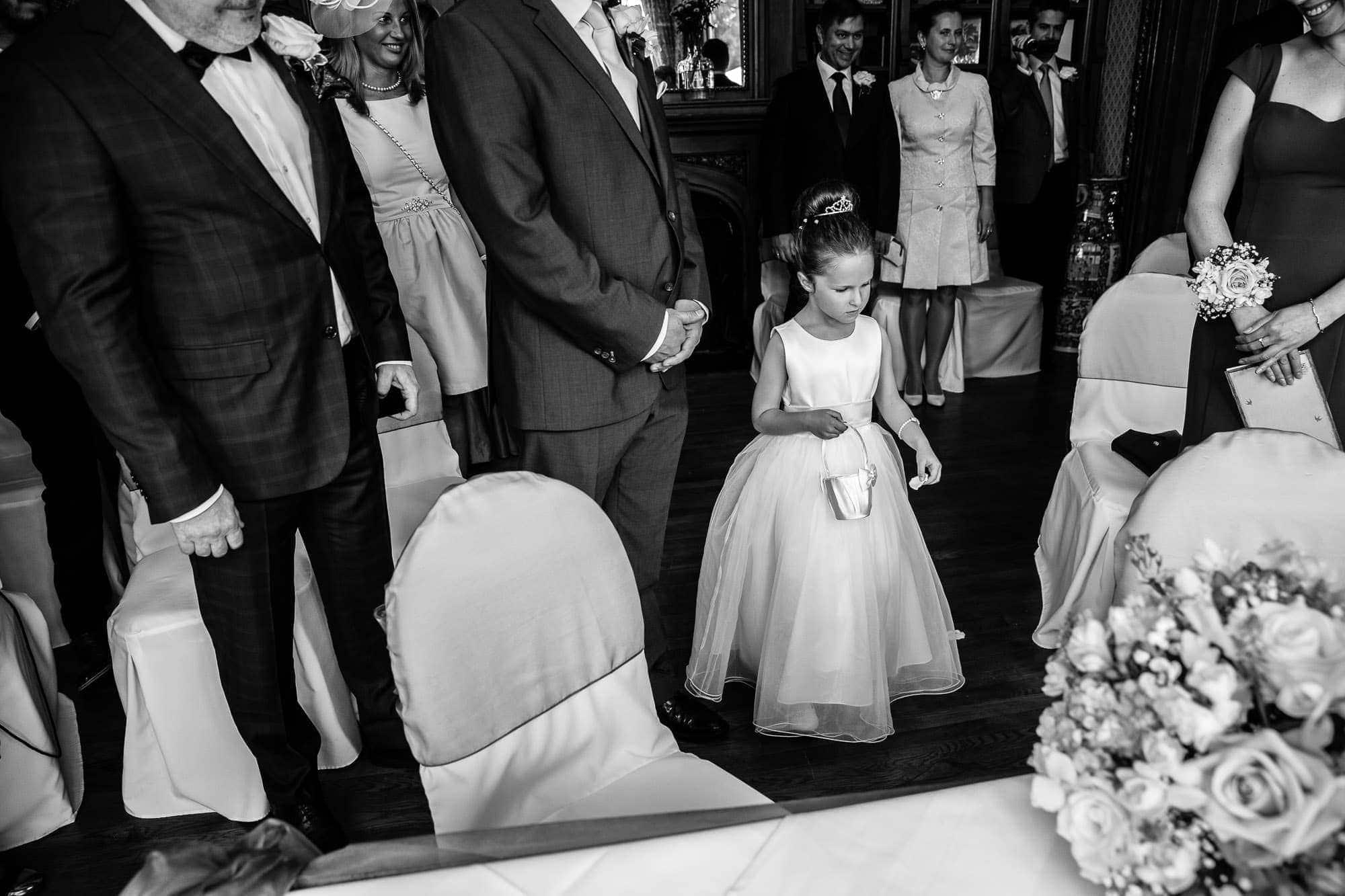 Oakley Court Wedding Photographer 39