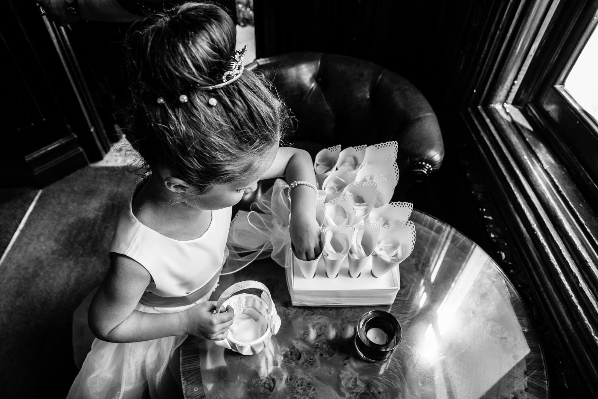 Oakley Court Wedding Photographer 59