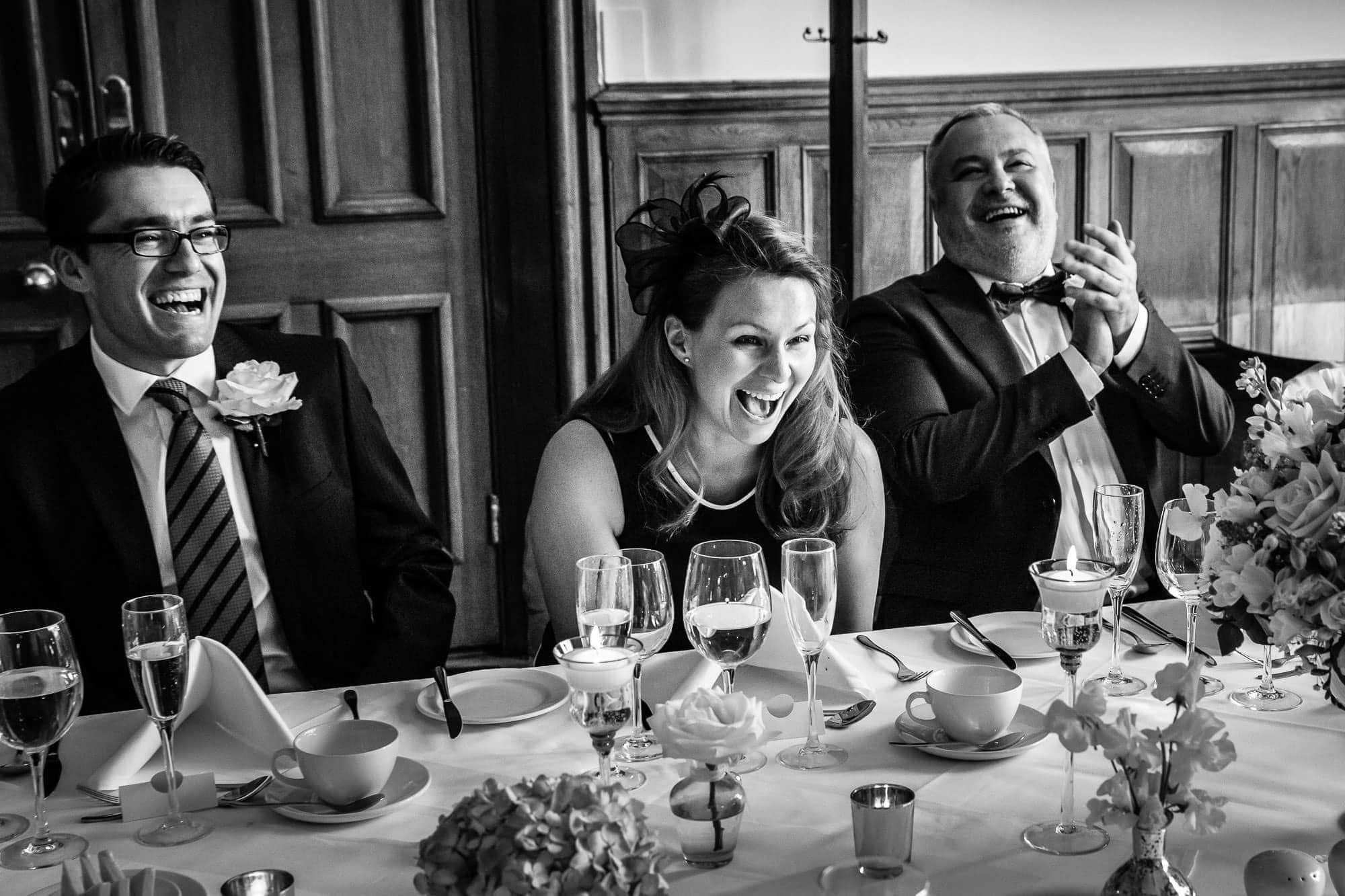 Wedding Speeches Small Wedding Oakley Court Hotel