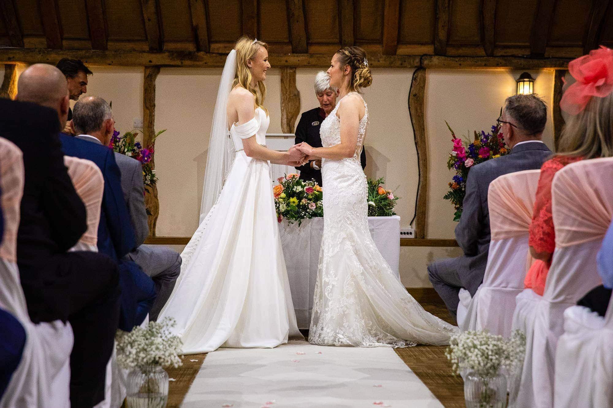 Norton Park Wedding Two Brides 52 1495