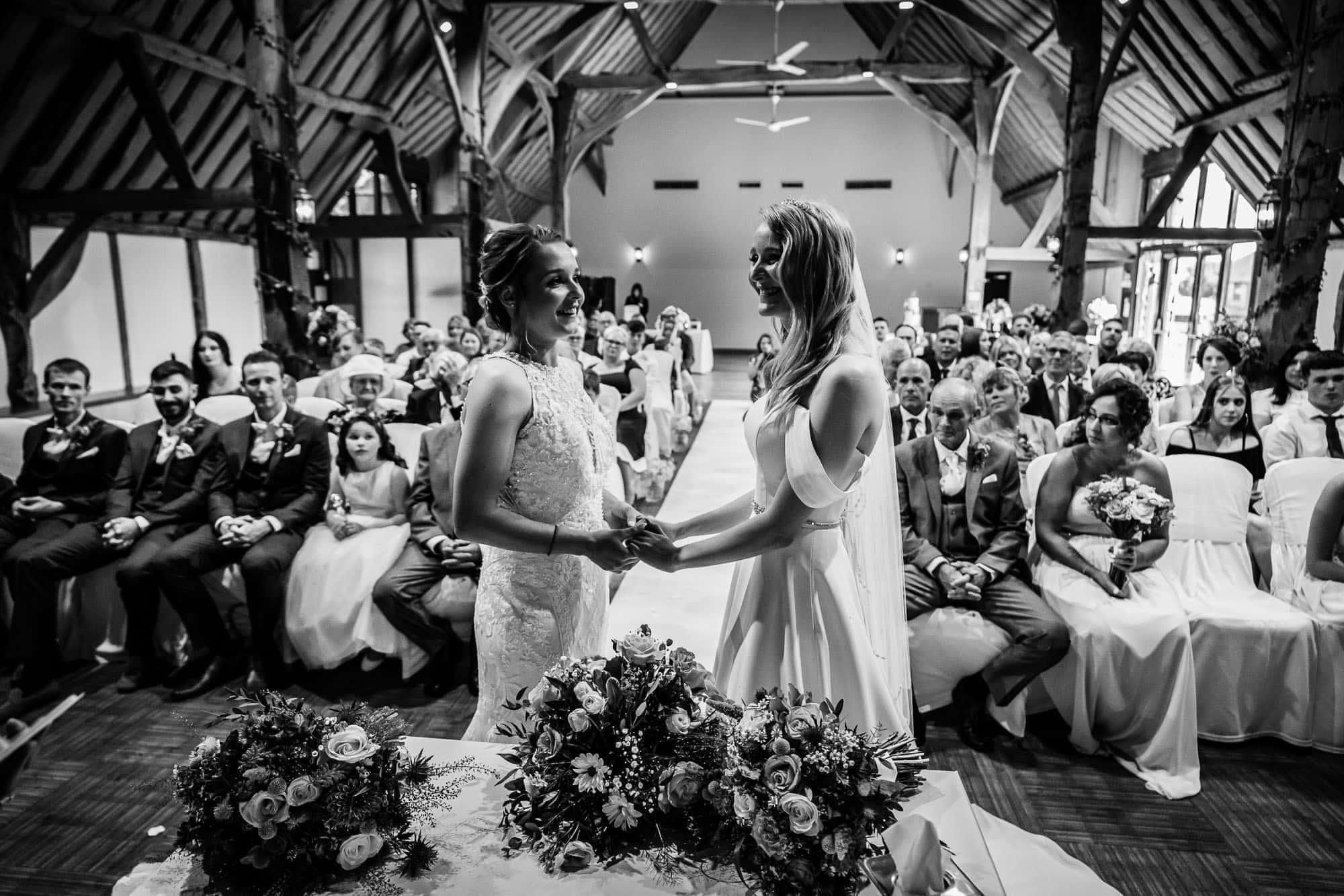Norton Park Wedding Two Brides 55 0147
