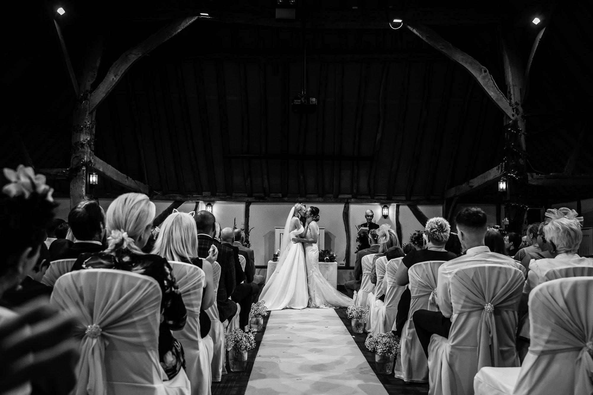 Norton Park Wedding Two Brides 56 1517