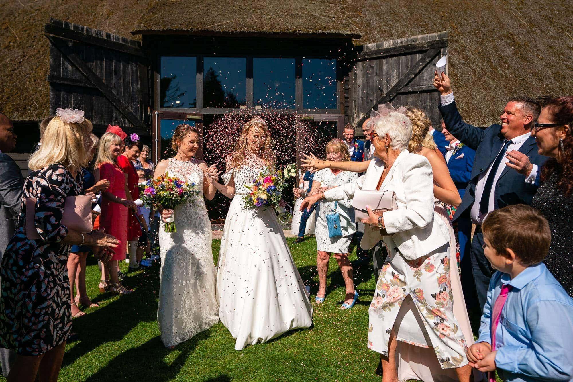 Norton Park Wedding Two Brides 62 0372